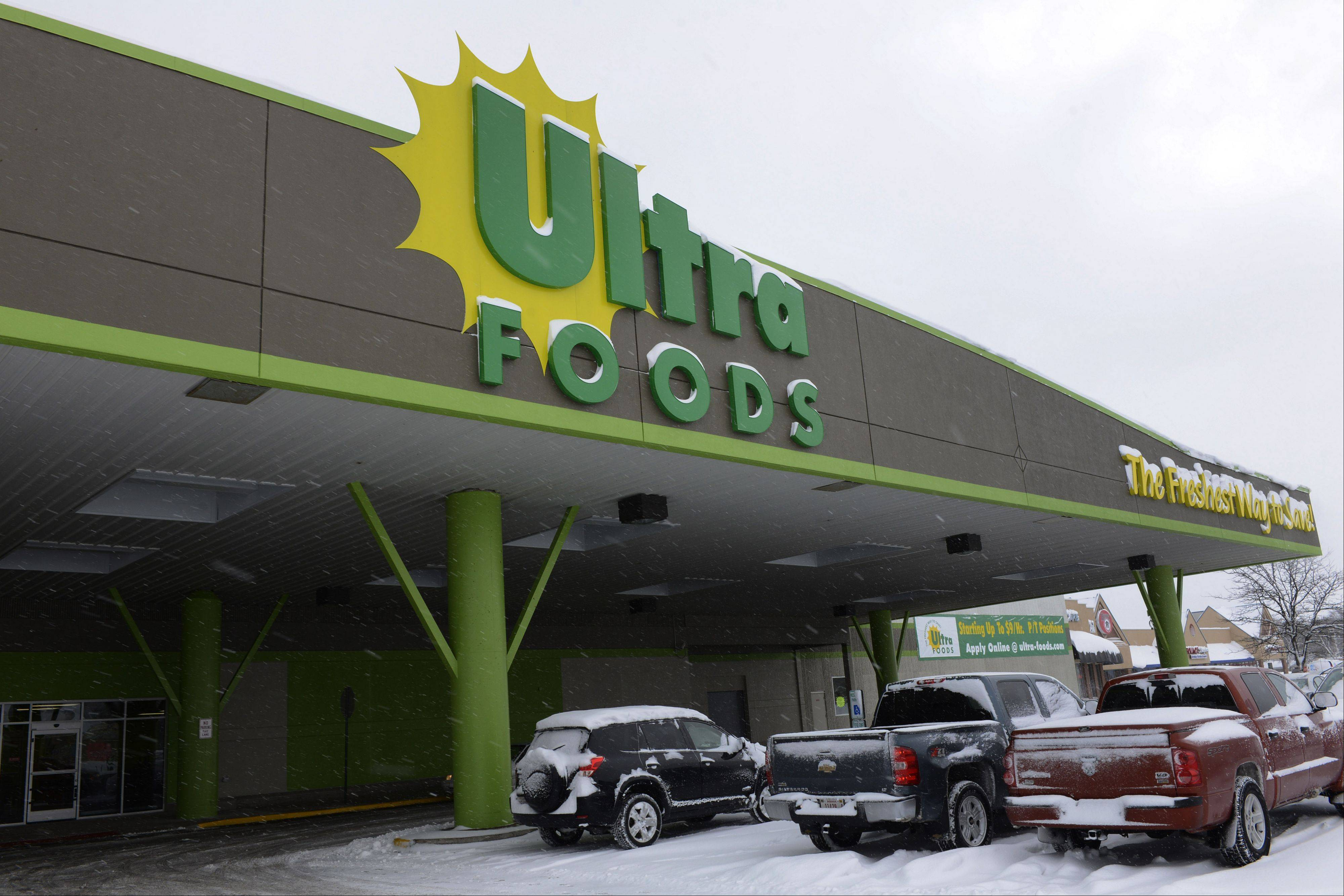 Ultra Foods is opening its newest store at 1241 N. Rand Road in Prospect Heights.