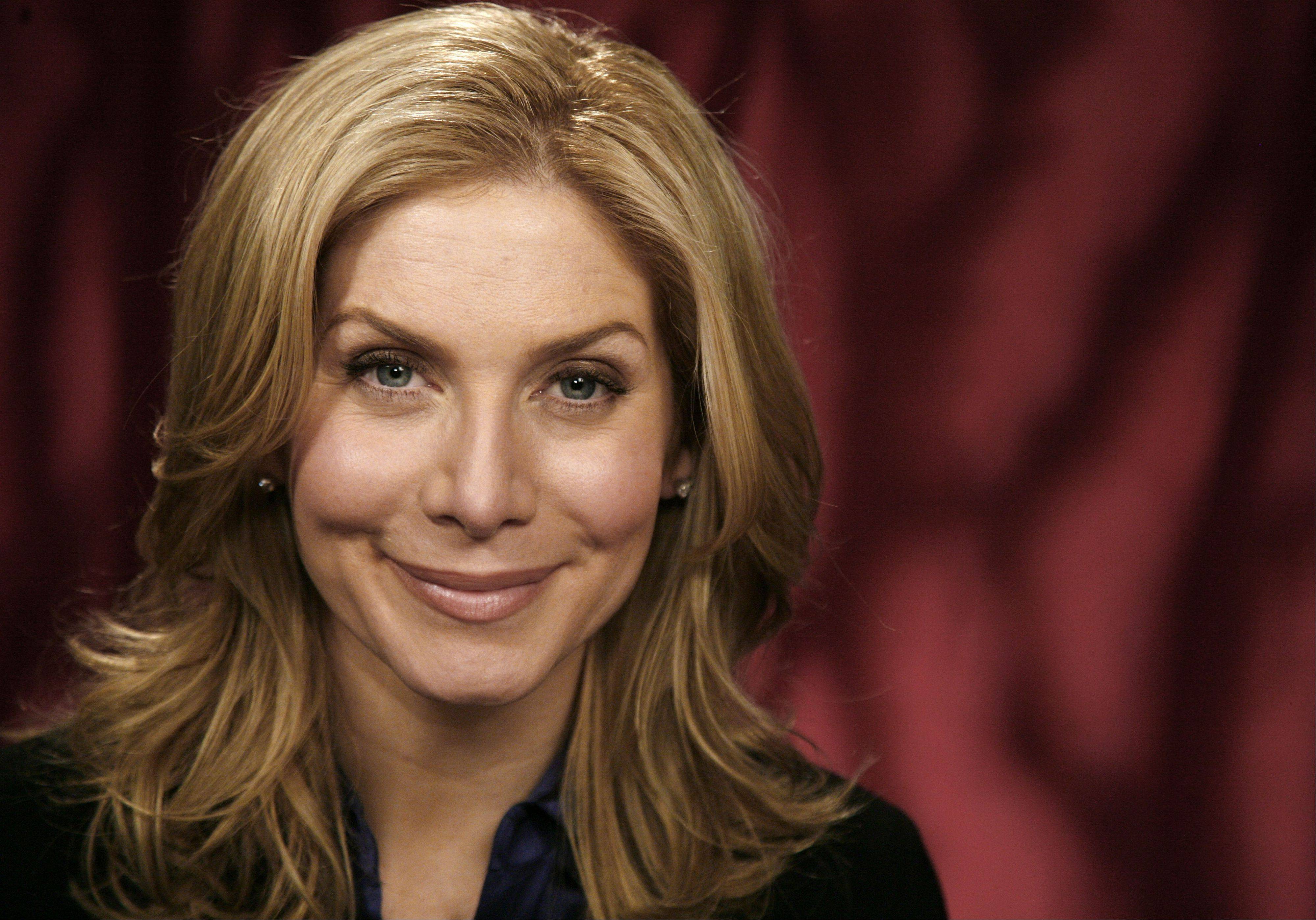 "Elizabeth Mitchell went from the mystery of ""Lost"" to the post-apocalyptic action of ""Revolution,"" airing Wednesdays on NBC."