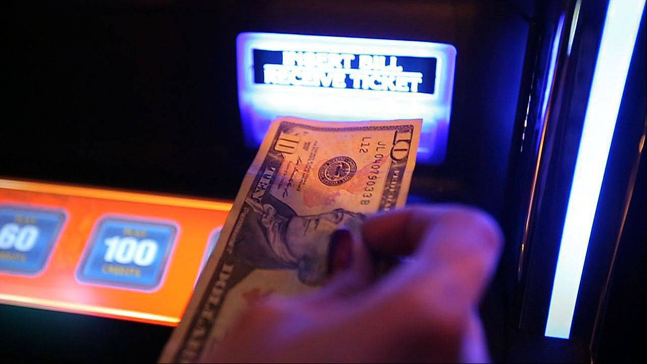 Fox Lake ranked in the top two suburbs in video gambling revenue with more than $93,000 collected in the first year since video gambling was approved by the state. Waukegan was number one.
