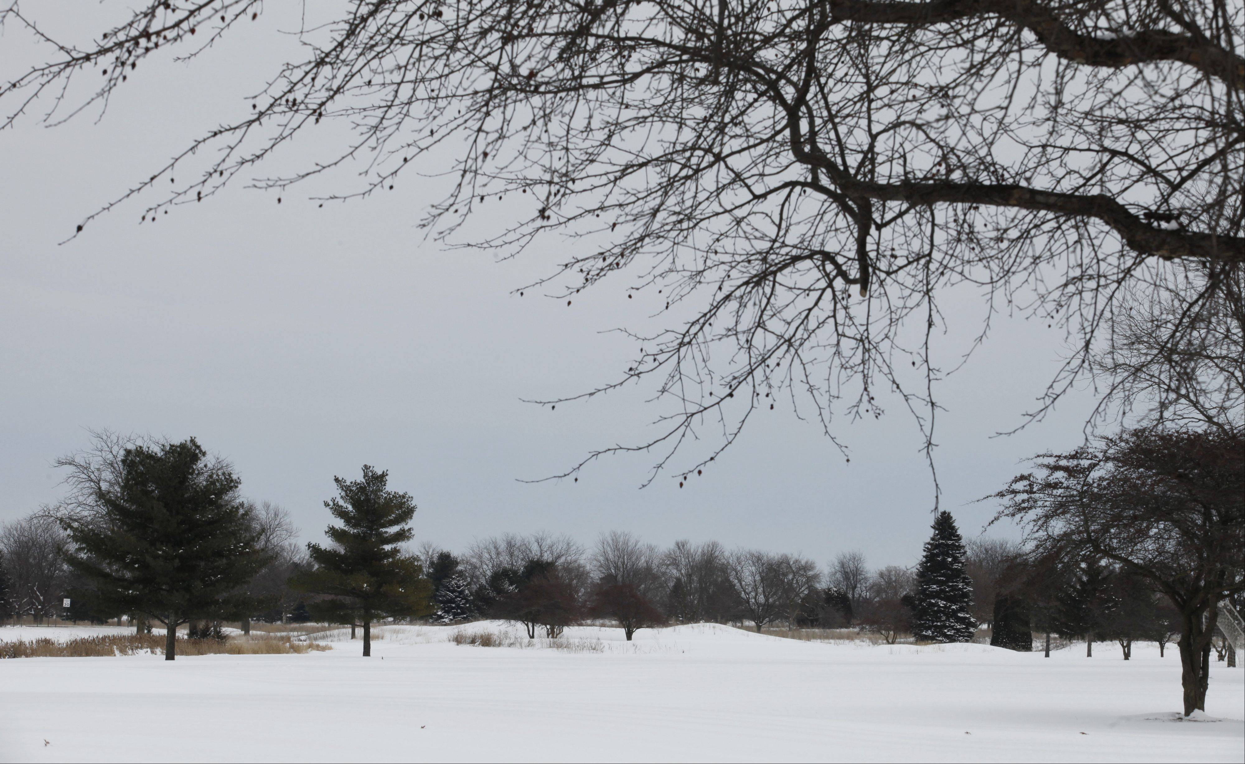 ECC recently finalized the purchase of the 41 remaining acres of the former Spartan Meadows Golf Course. The college has no immediate plans for the property, which it purchased as part of an $8 million deal with the city of Elgin.