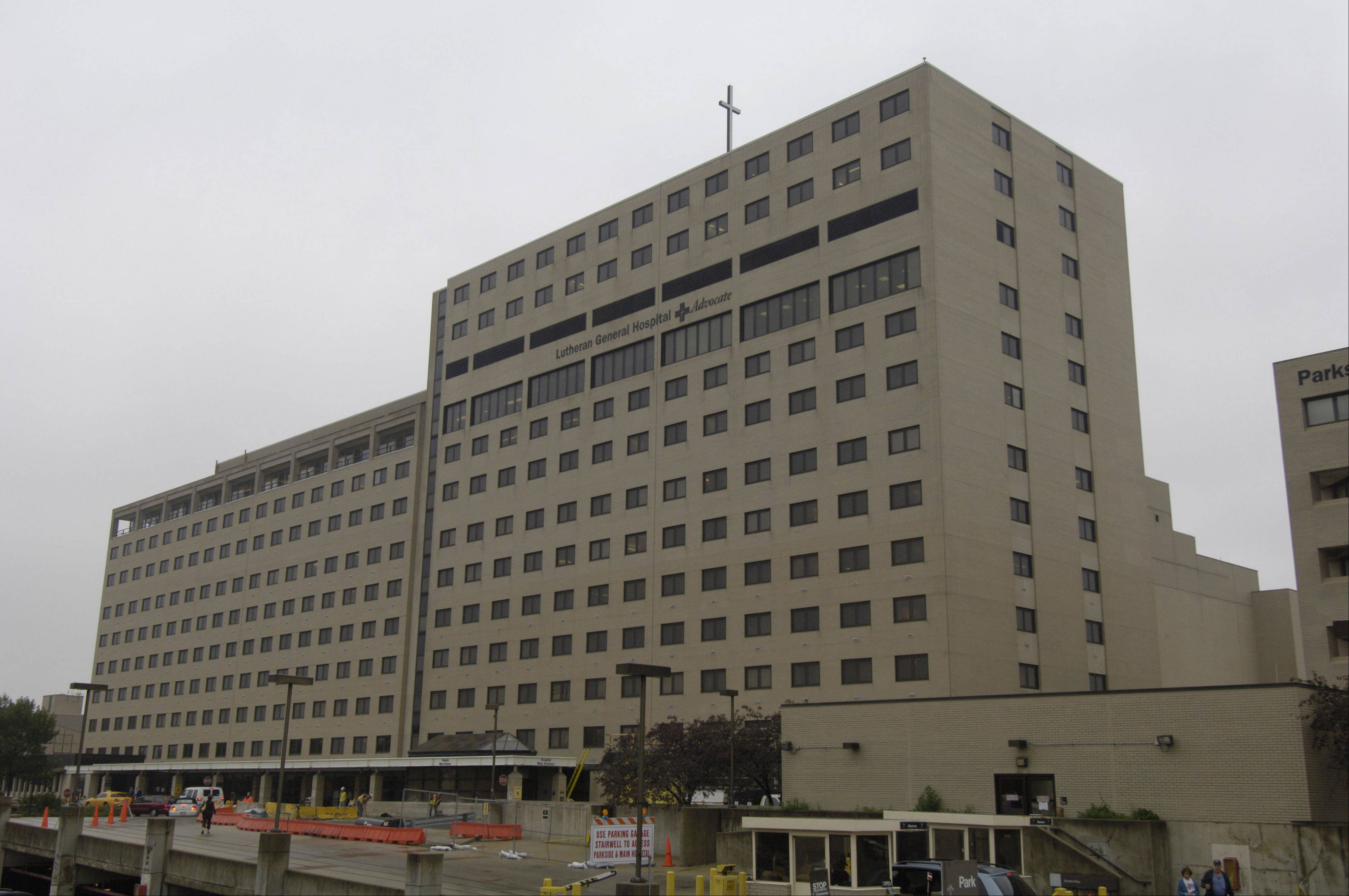 Joe Lewnard | Daily Herald file Advocate Lutheran General Hospital in Park Ridge changed its sterilization procedures after a �super bug� investigation to establish practices exceeding the manufacturer�s recommendations.