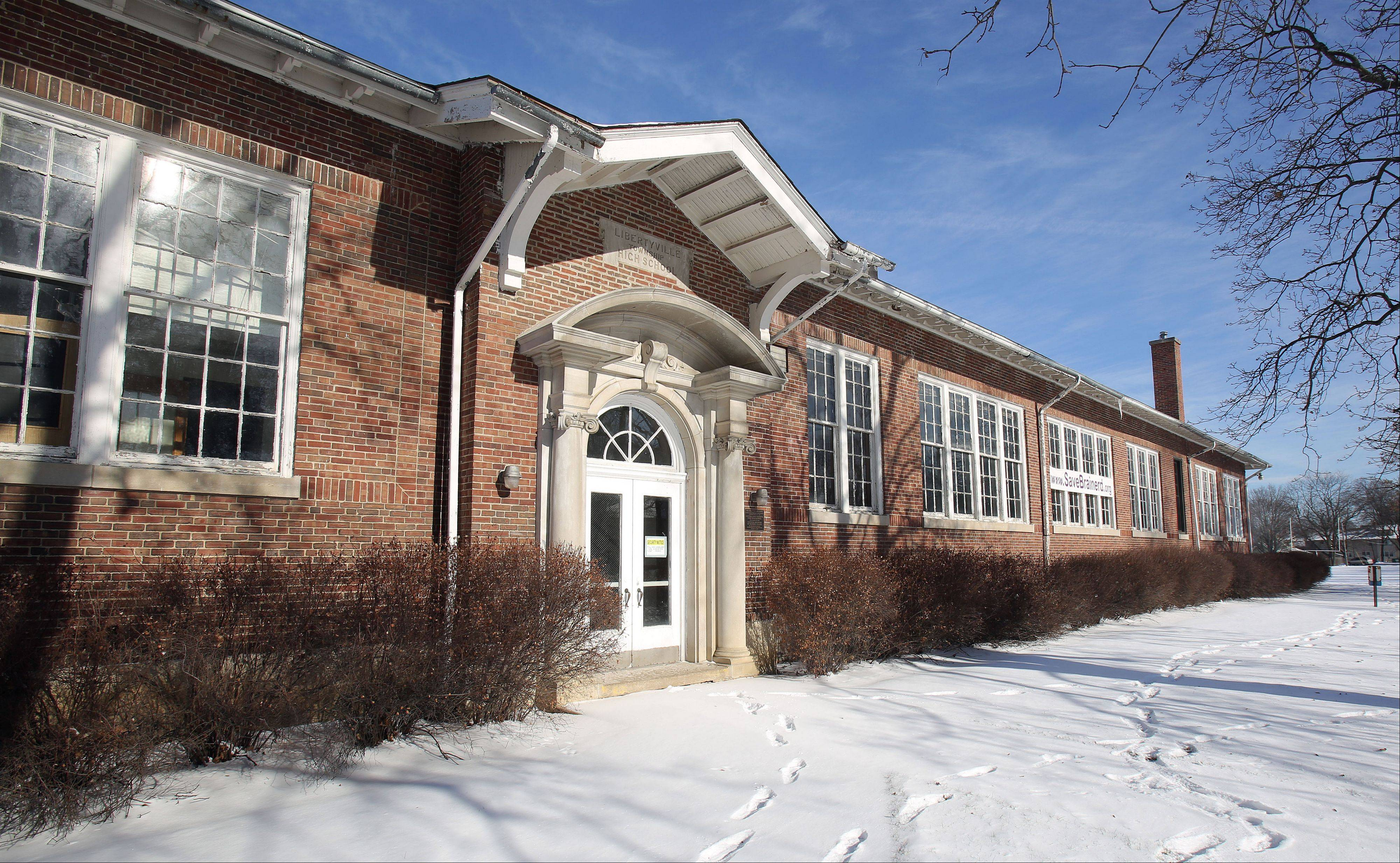 Libertyville voters will be asked in March whether they would approve a tax hike to pay for up to $11.5 million in bonds to be issued by the village to rehab the former Libertyville High School into a community center.