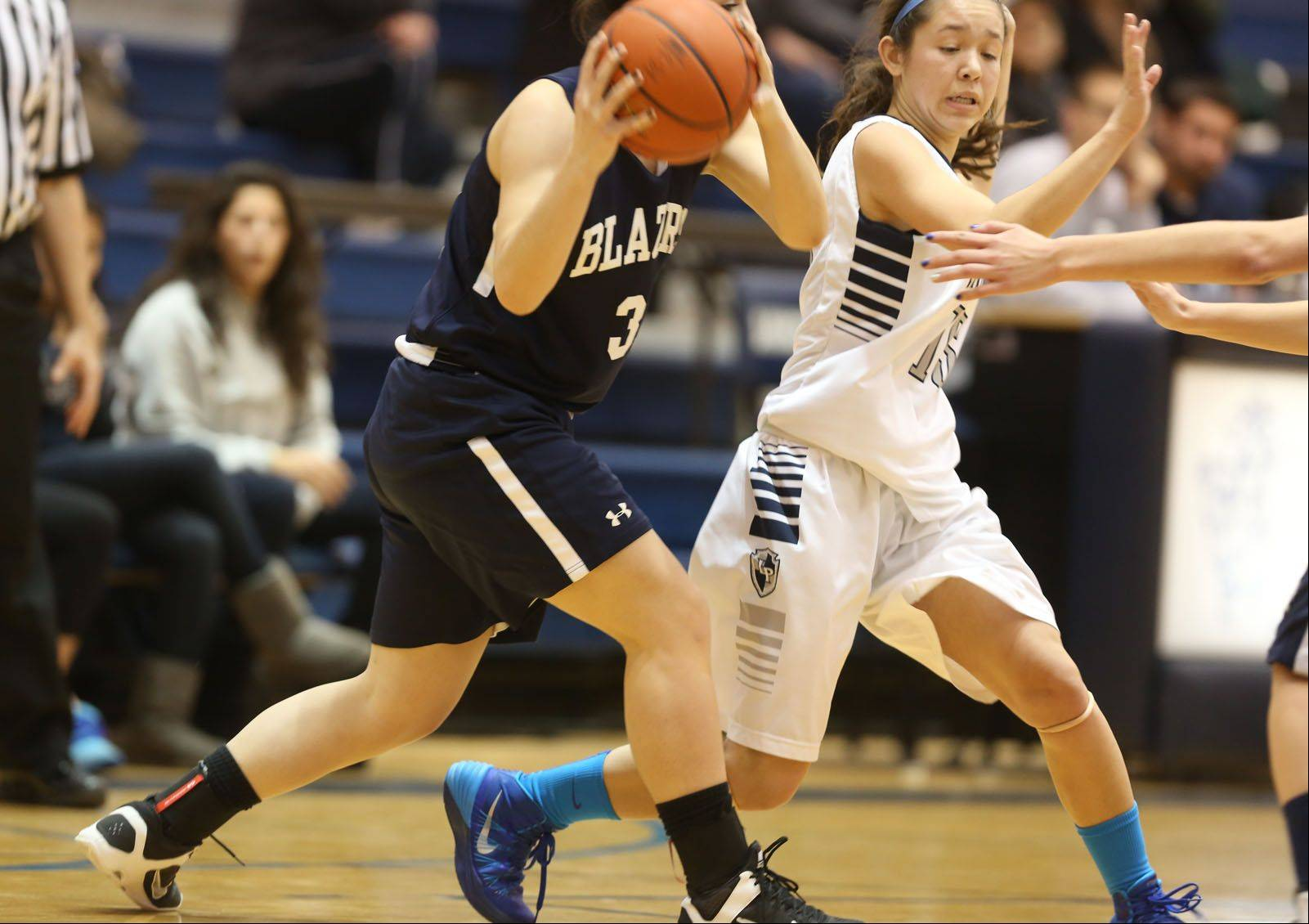 Images from the Lake Park vs. Addison Trail girls basketball game on Friday, Jan. 3, 2014.