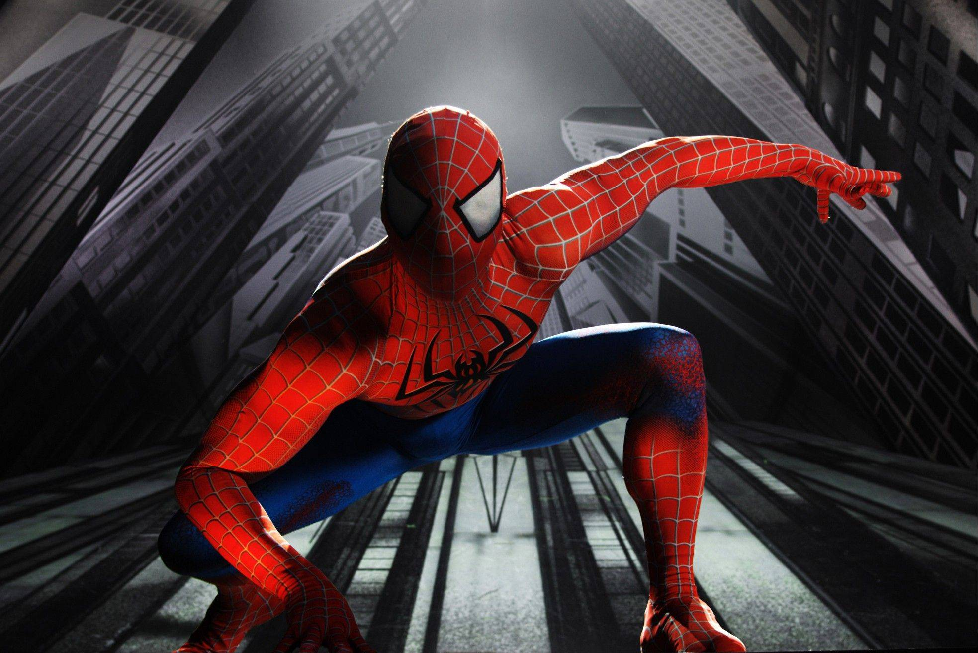 "Christopher Tierney plays Spider-Man in the musical ""Spider-Man: Turn Off the Dark,"" in New York. Before Spider-Man takes his final bow on Broadway this weekend, the show is swinging into history in another way. Producers of ""Spider-Man: Turn Off the Dark"" said Thursday that the Smithsonian Institution in Washington D.C., is inducting one of the hero's first costumes into the permanent collection at the National Museum of American History."