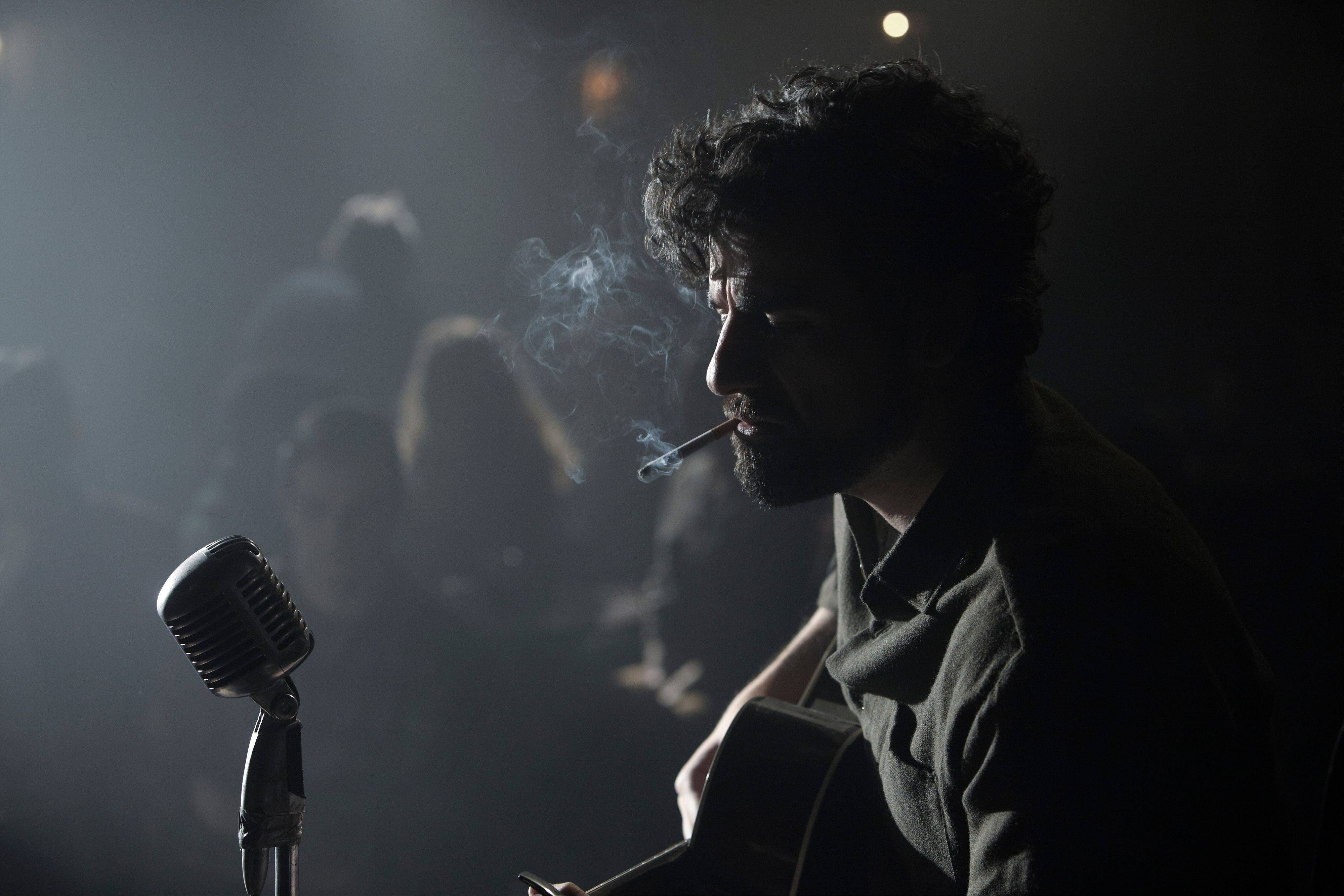 "Oscar Isaac stars in ""Inside Llewyn Davis,"" which the National Society of Film Critics chose as the best picture of 2013."