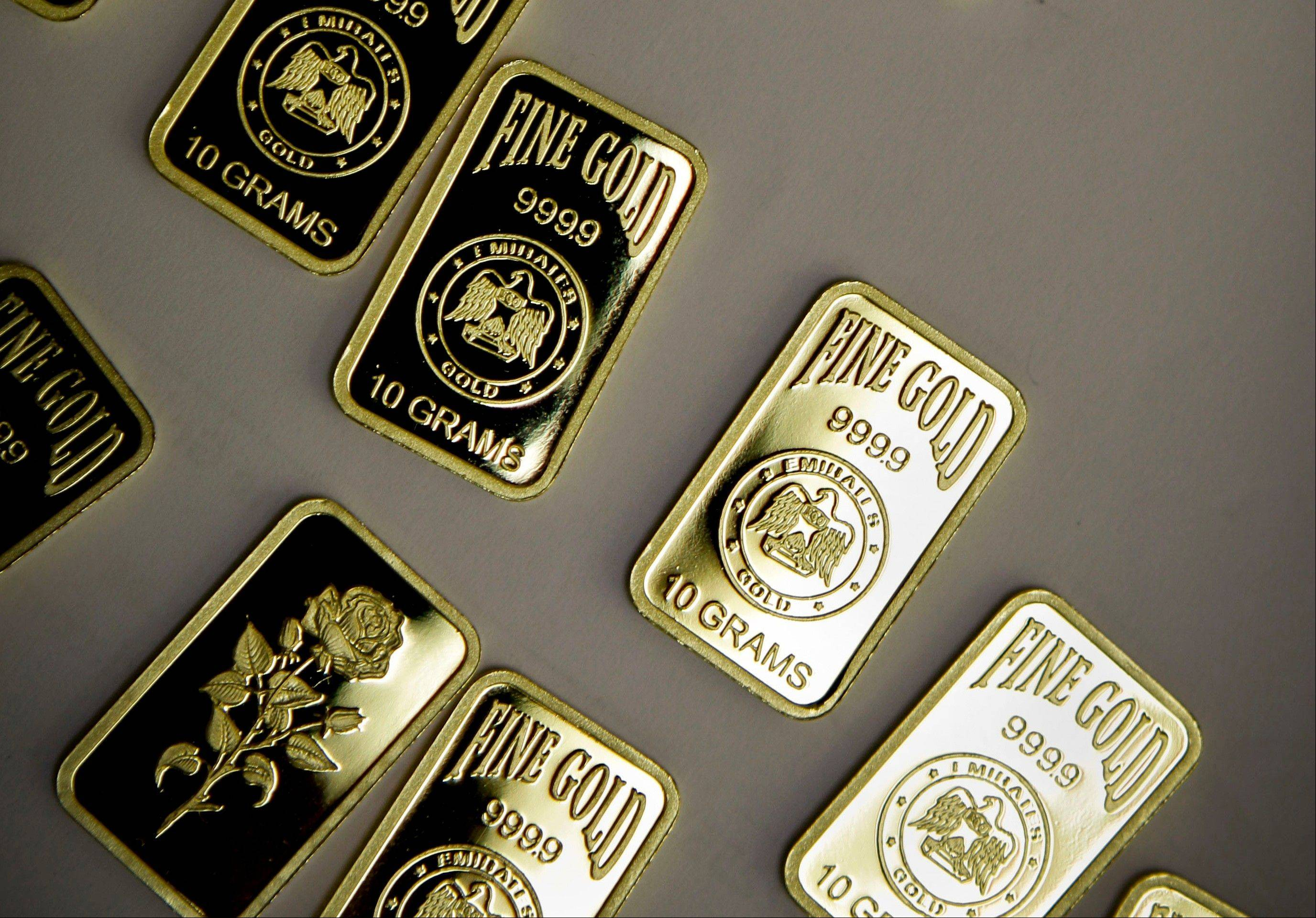 Gold, considered a safe haven investment, was hit hard in 2013, while stocks soared. The price gained steadily for more than a decade, driven by concerns about the health of the economy. Then the metal plunged in 2013 amid signs that the U.S. economy was maintaining its recovery.