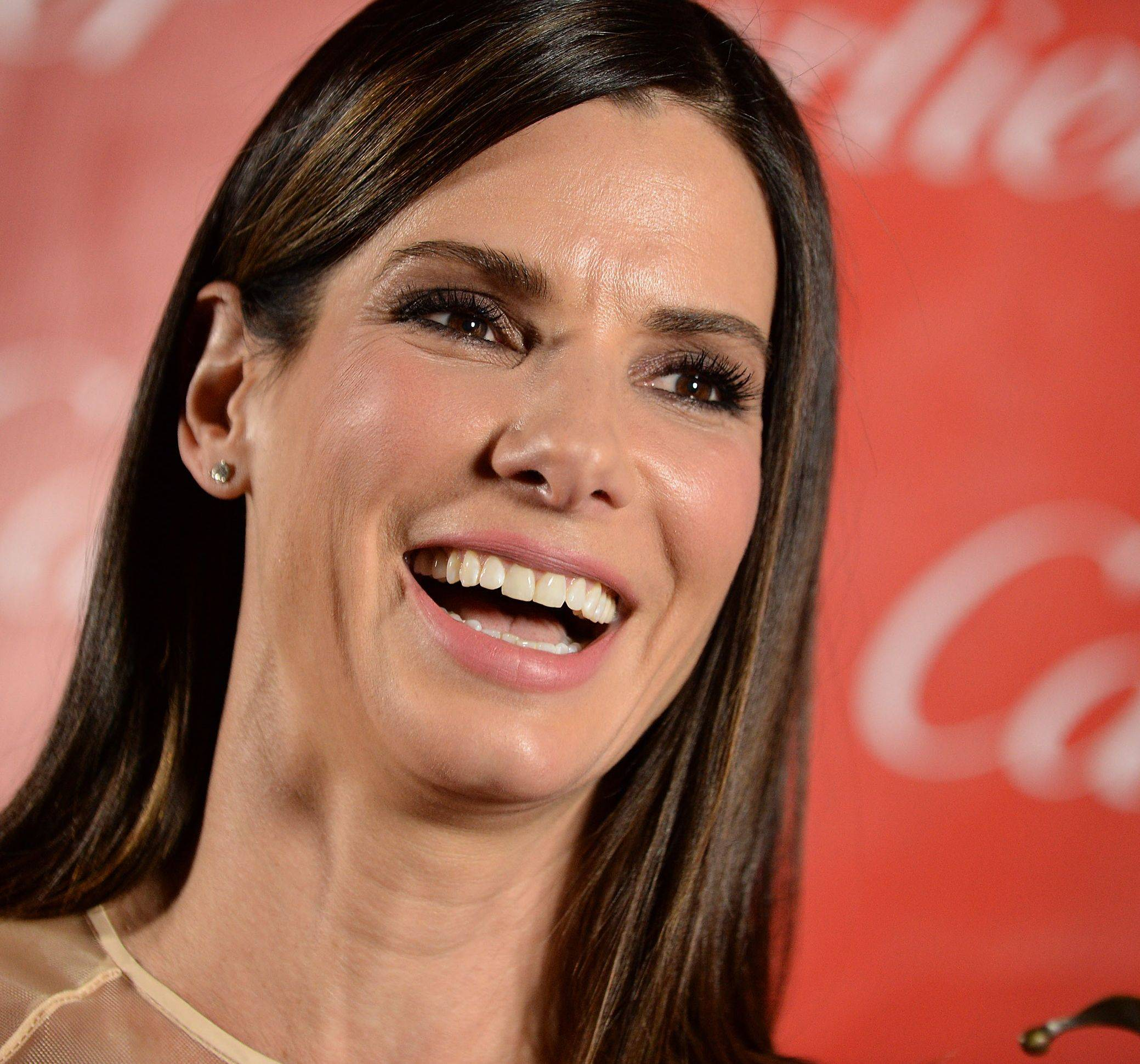 "Sandra Bullock was honored for her work in ""Gravity"" at the Palm Springs International Film Festival."