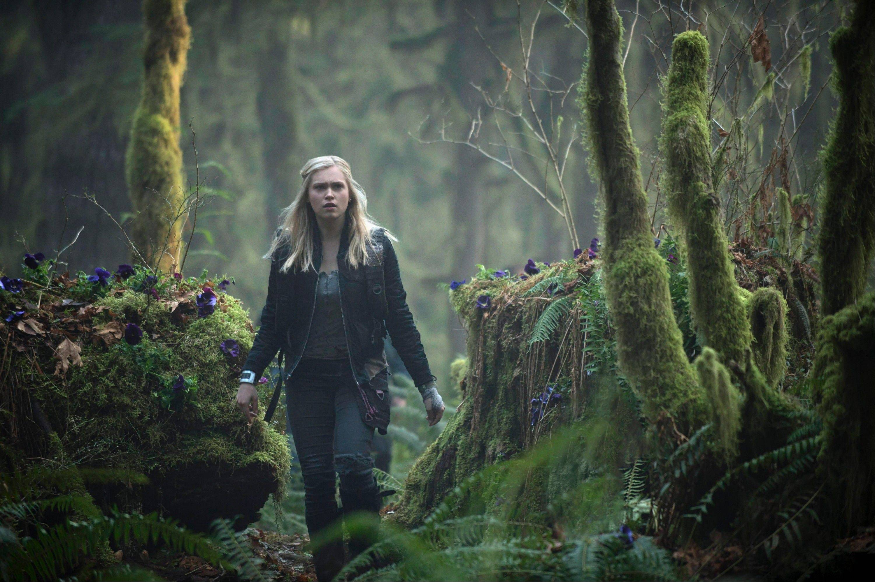 "Clarke (Eliza Taylor) is one of ""The 100,"" a group of formerly imprisoned juveniles sent to live on a post-apocalyptic Earth. The sci-fi drama debuts on The CW in March."