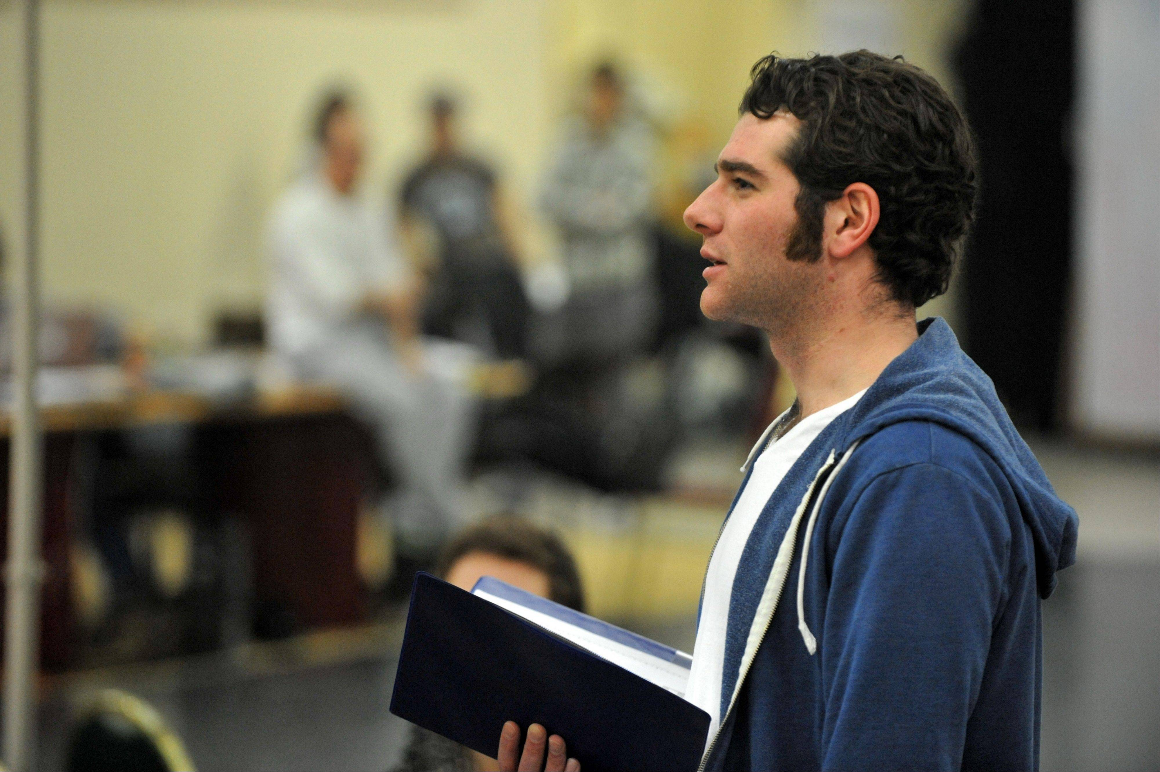 "Ben Jacoby's local credits include Marriott Theatre's ""Now & Forever: The Music of Andrew Lloyd Webber"" in early 2013. Jacoby has been cast as the romantic rival Raoul in the new national tour of ""The Phantom of the Opera,"" playing the Cadillac Palace Theatre in Chicago from Tuesday, Jan. 9, through Sunday, March 2."