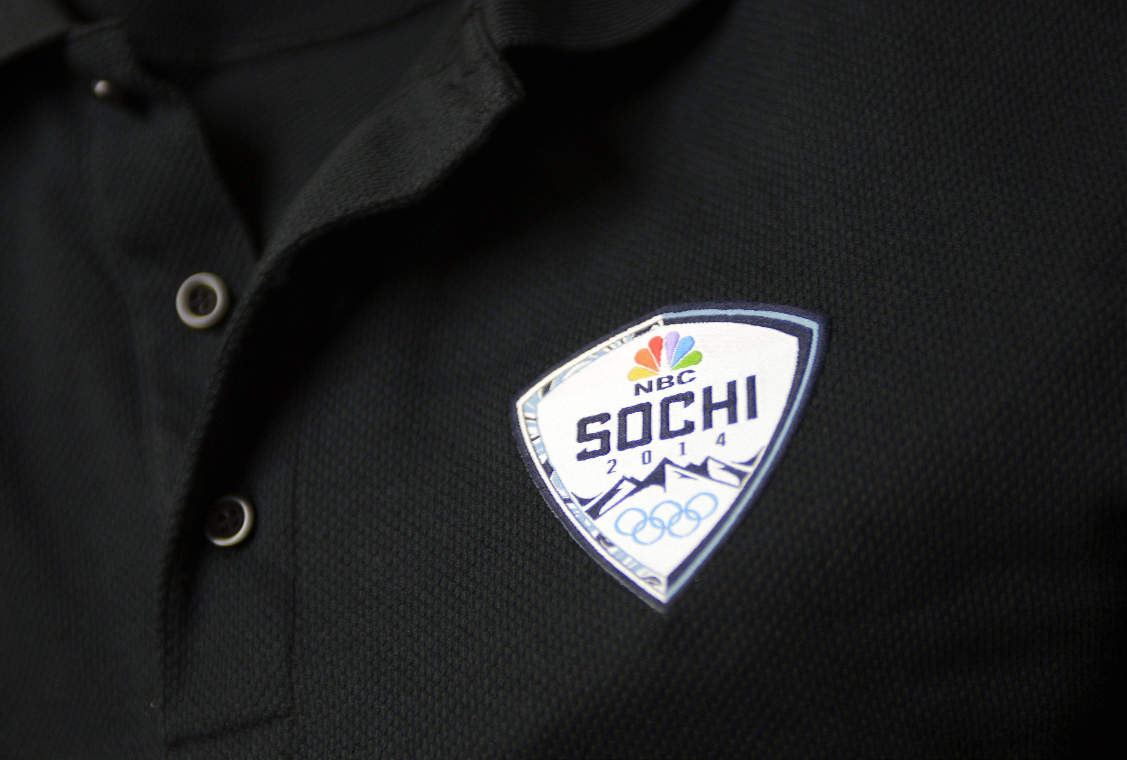 Trading in his emergency room scrubs for this Olympic polo shirt, Lake County Dr. Timur Kouliev is the medical coordinator for the NBC staff covering the 2014 Olympics in Sochi, Russia. He also is part of the medical team for the U.S. Olympic athletes.