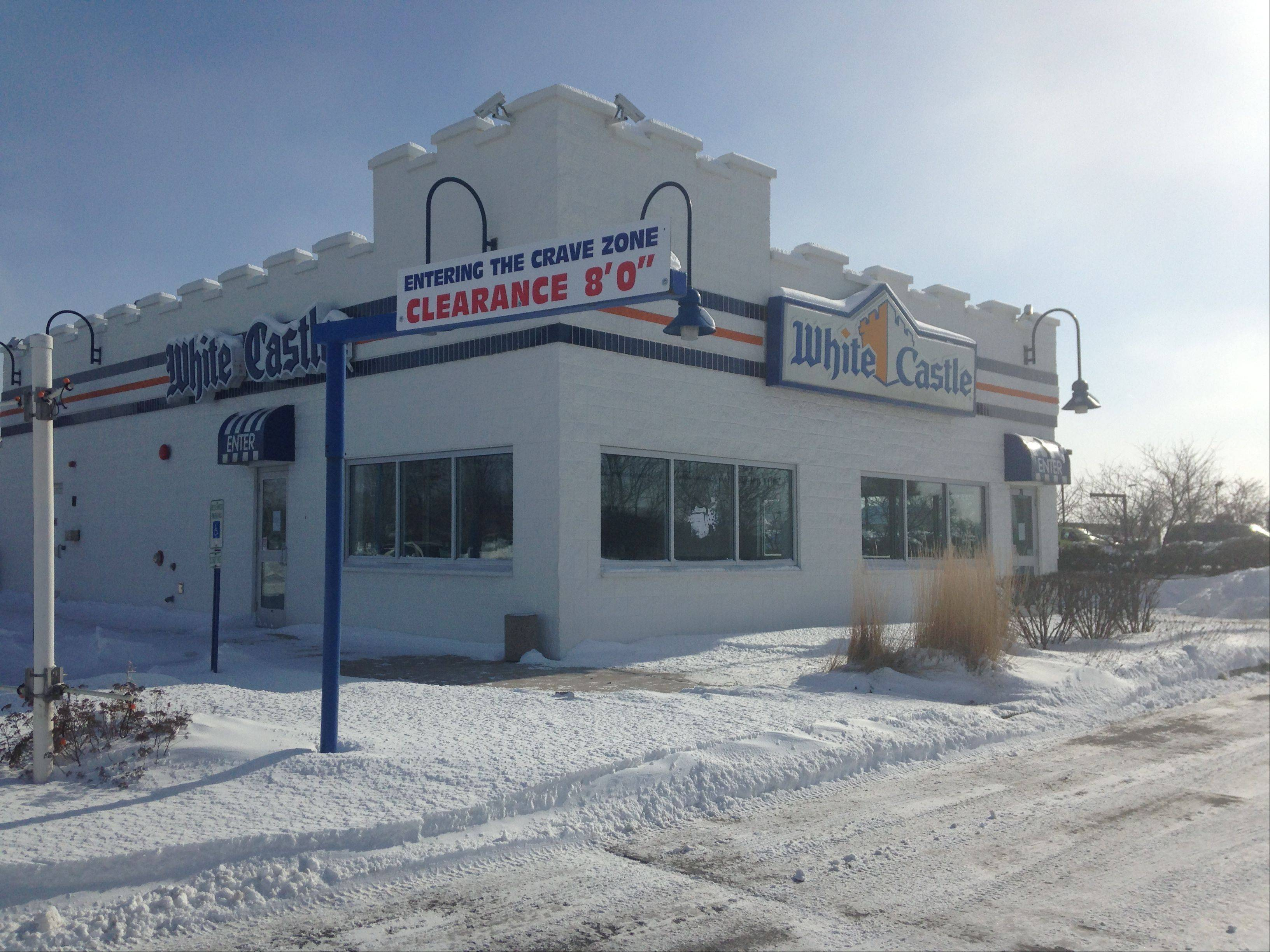 The White Castle on Randall Road in Batavia has closed after 12 years in business.