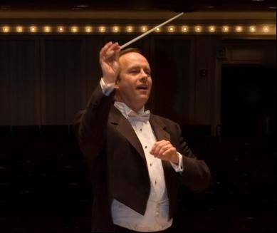 "Elmhurst Symphony Orchestra Music Director Stephen Alltop leads two performances this month of Igor Stravinsky's ""A Soldier's Tale."""