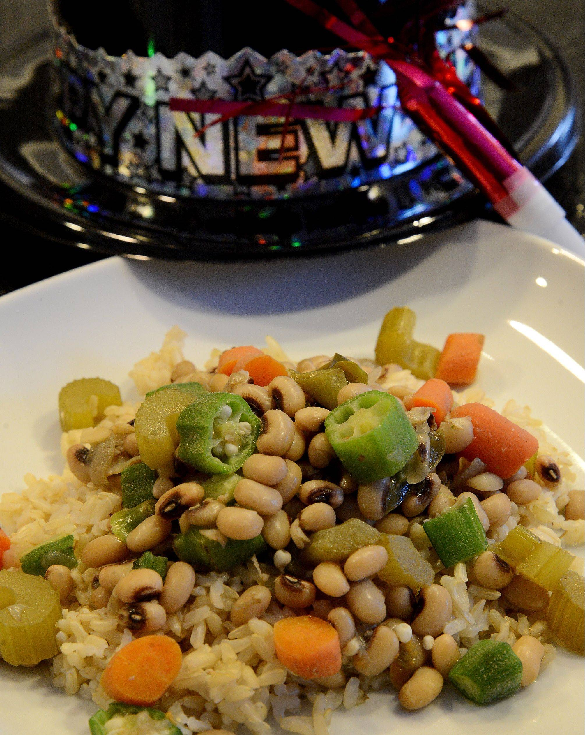 Eat right, live well: Black eyed peas for health all year long