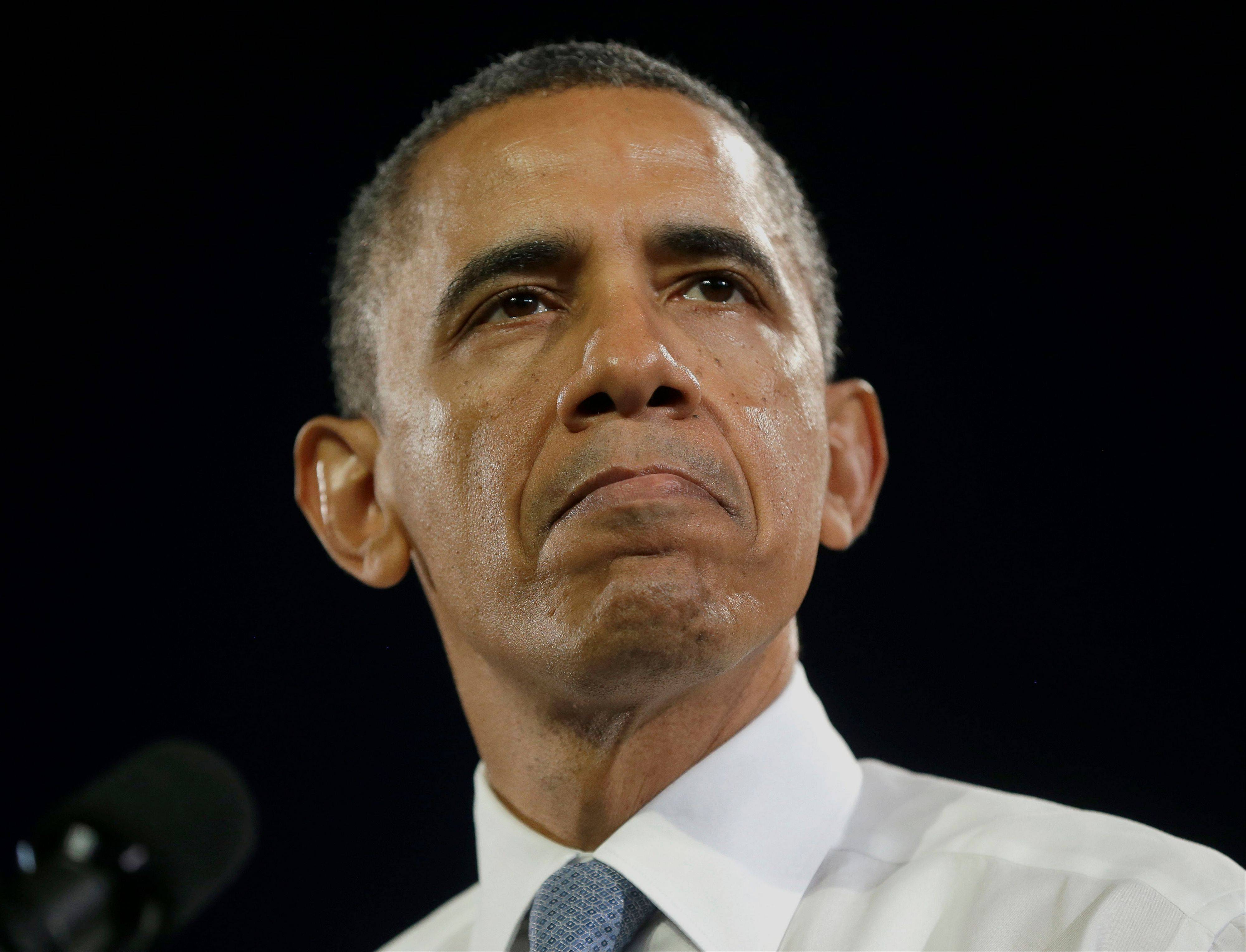 His agenda tattered by last year�s confrontations and missteps, President Barack Obama begins 2014 clinging to the hope of winning a lasting legislative achievement: an overhaul of immigration laws.