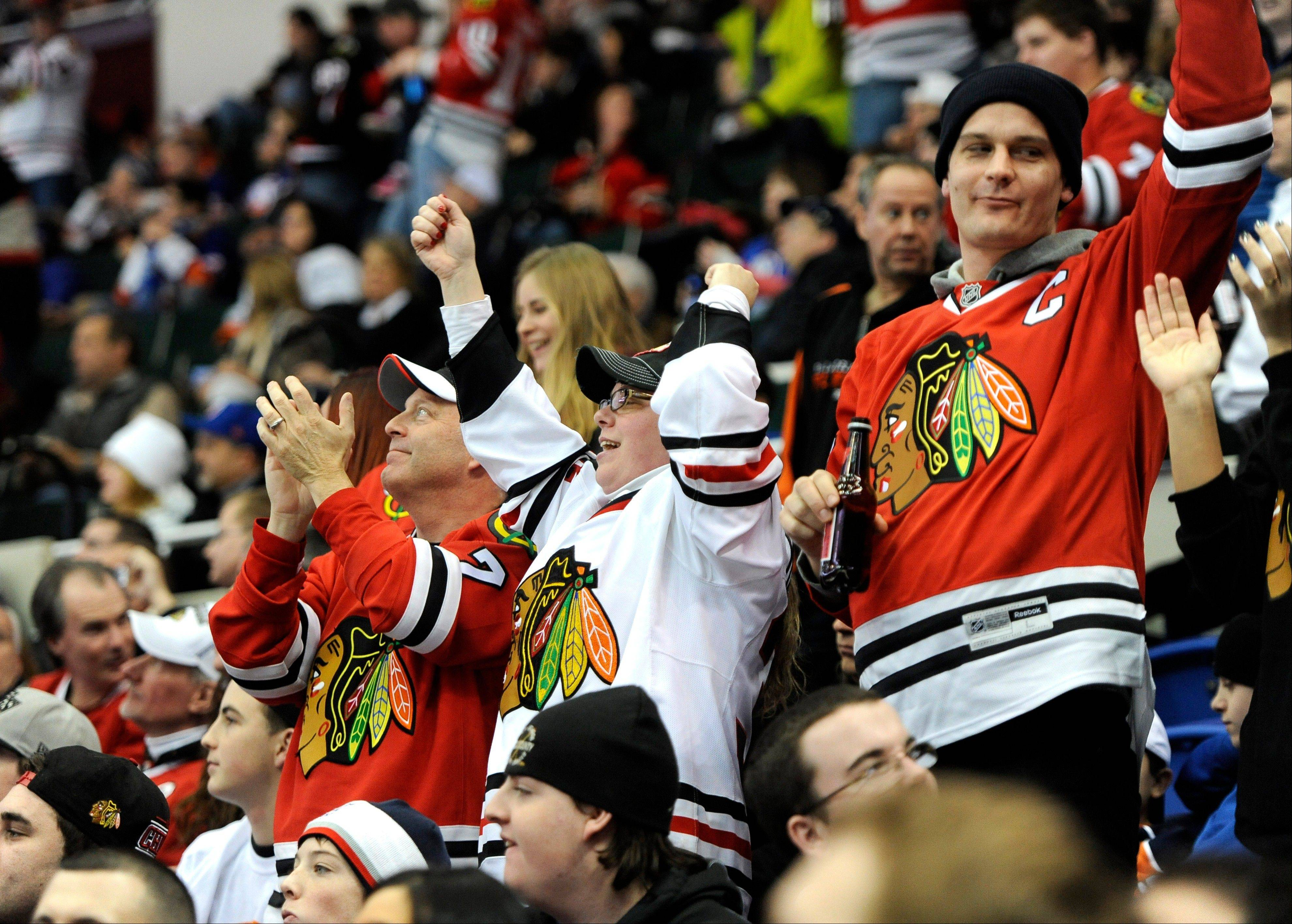 Blackhawks fans should have more to celebrate in 2014, but the rest of Chicago's pro franchises likely won't come close to any championship.