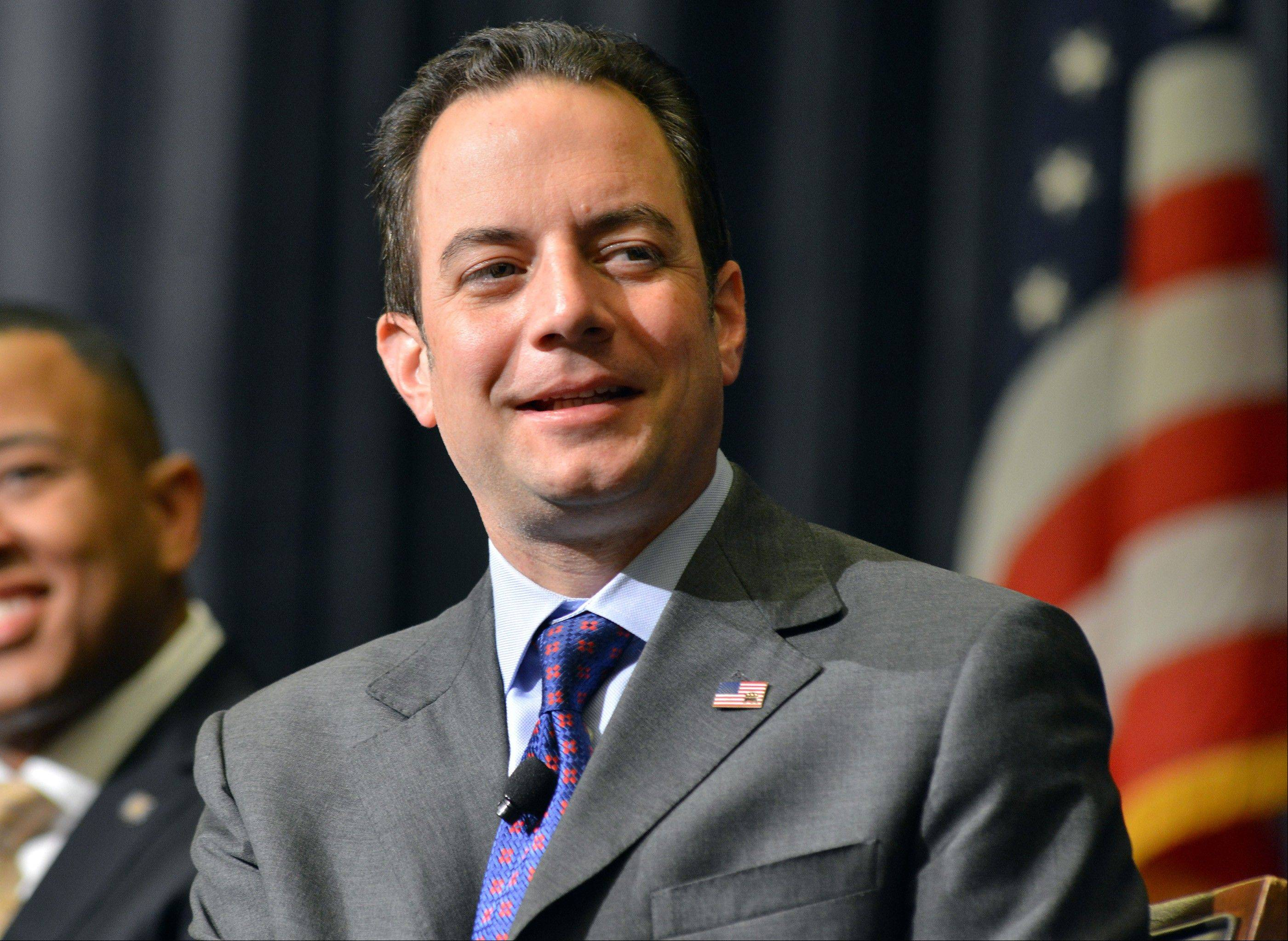 Chairman Reince Priebus and the Republican National Committee began running ads in 40 media markets Tuesday, mostly targeting incumbent senators who supported President Barack Obama's health care program.