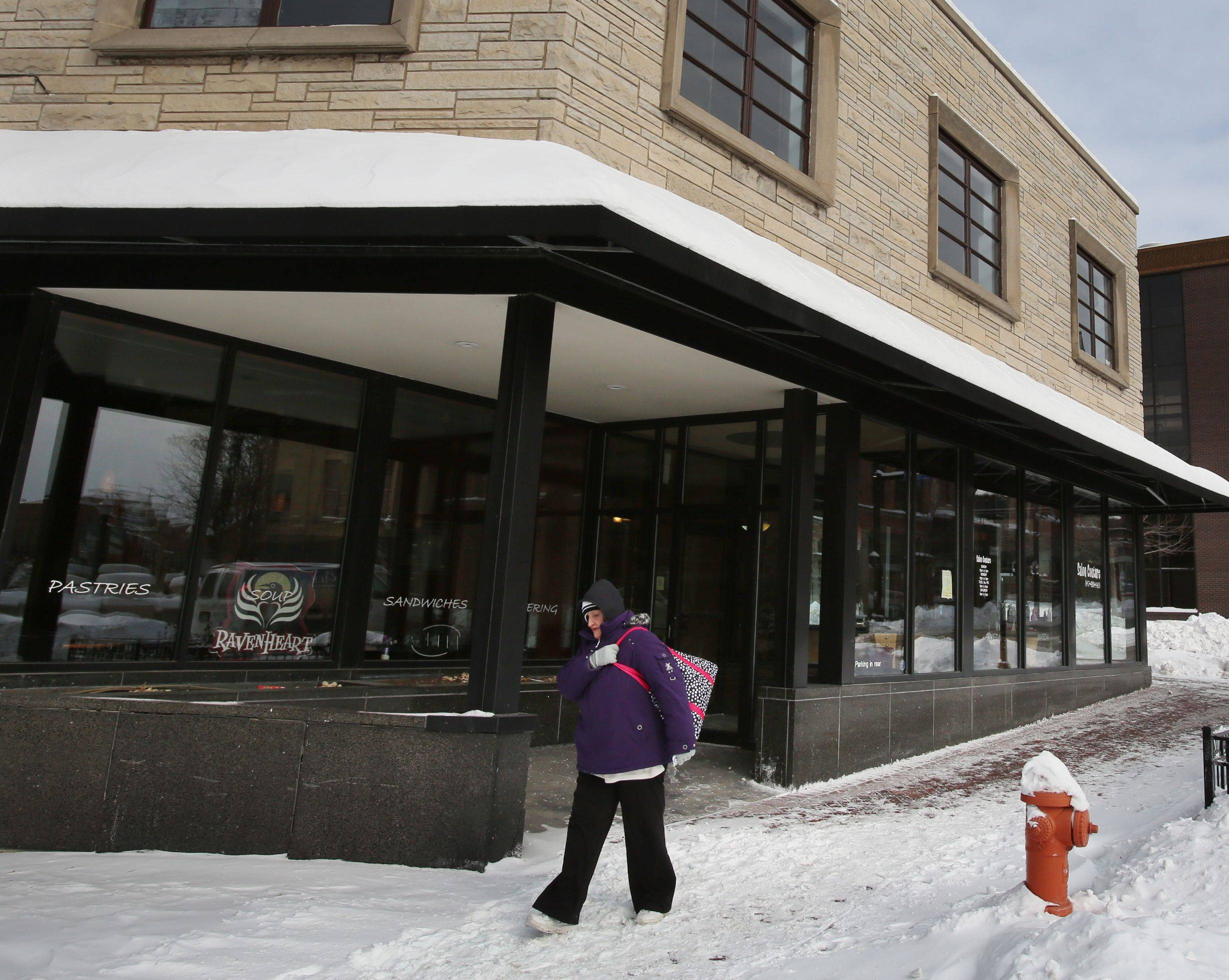 Ravenheart Coffee closed its doors late in 2013 on East Chicago Street in downtown Elgin.