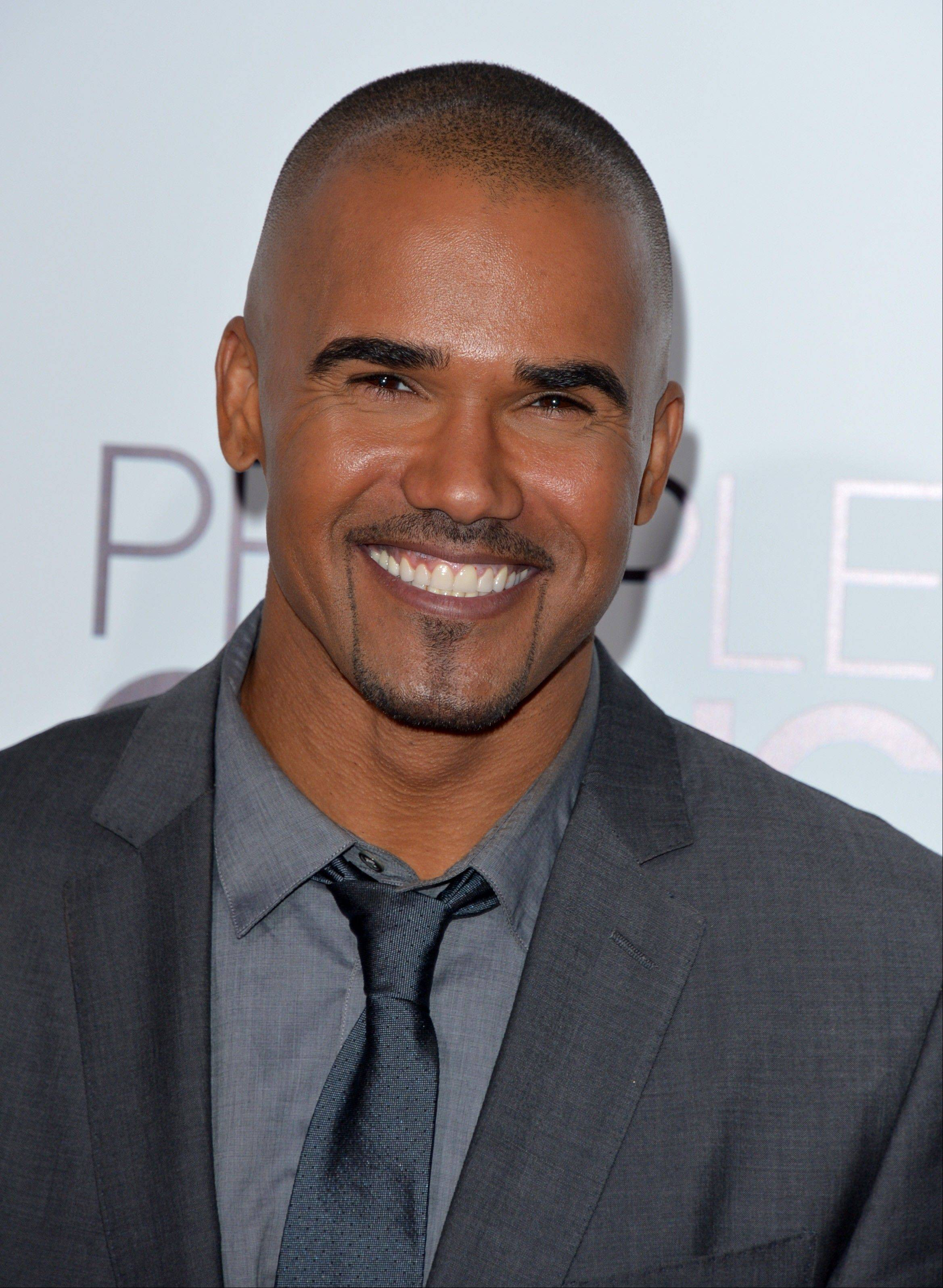 Associated PressShemar Moore arrives at the 40th annual People's Choice Awards at Nokia Theatre L.A. Live on Wednesday, Jan. 8, 2014, in Los Angeles.