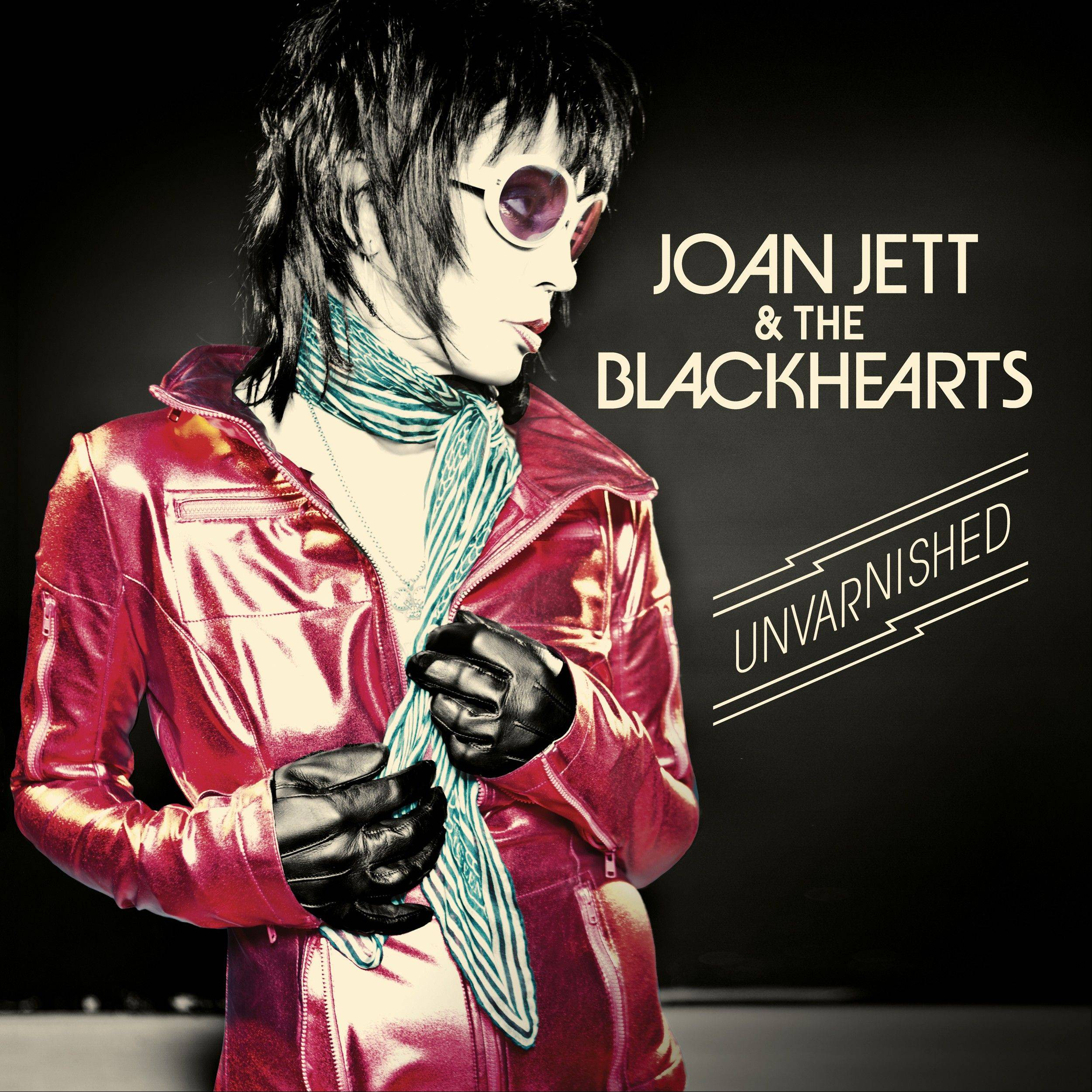 "On ""Unvarnished,"" Joan Jett turned her ire on two targets: reality TV and social media."