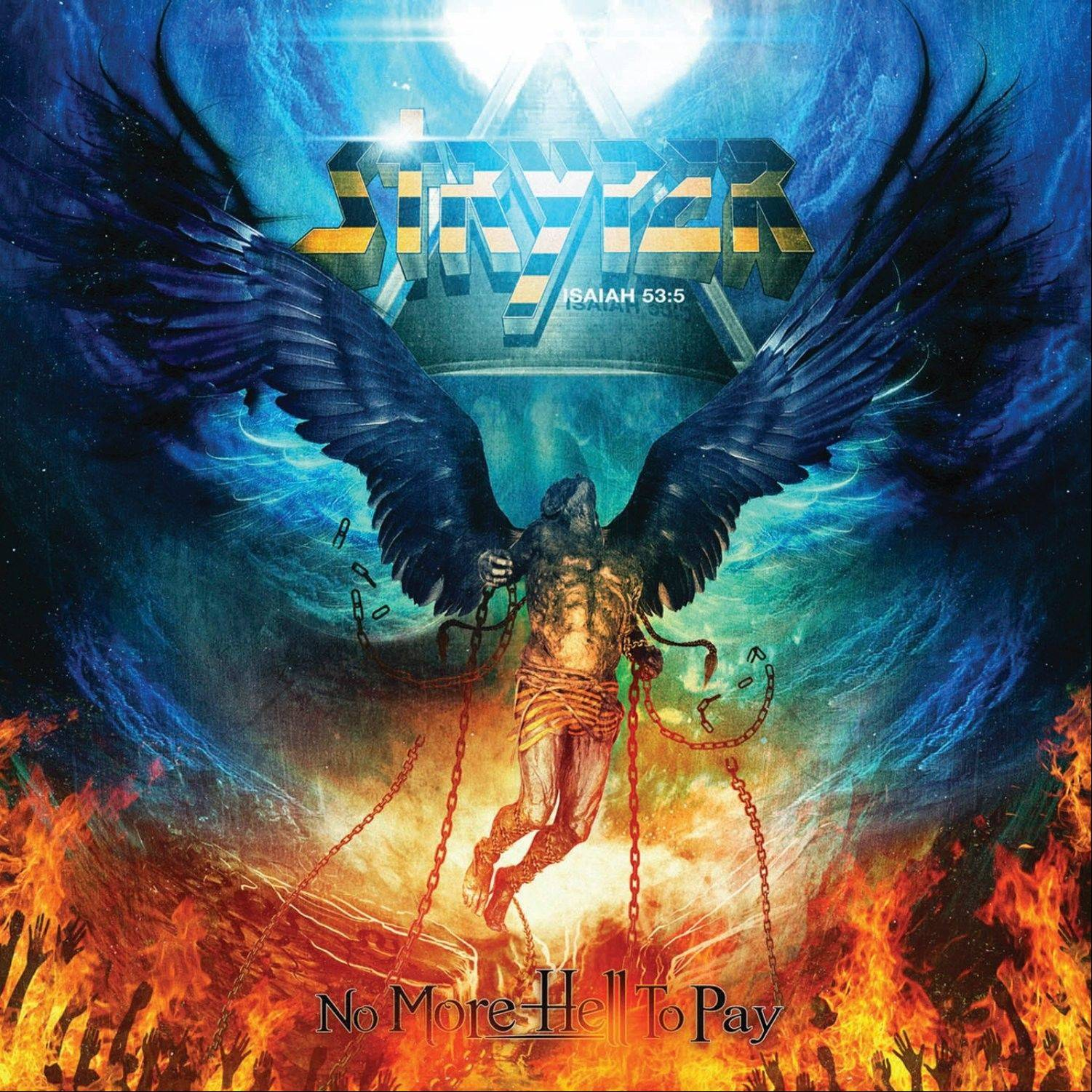 "Stryper, ""No More Hell to Pay"""
