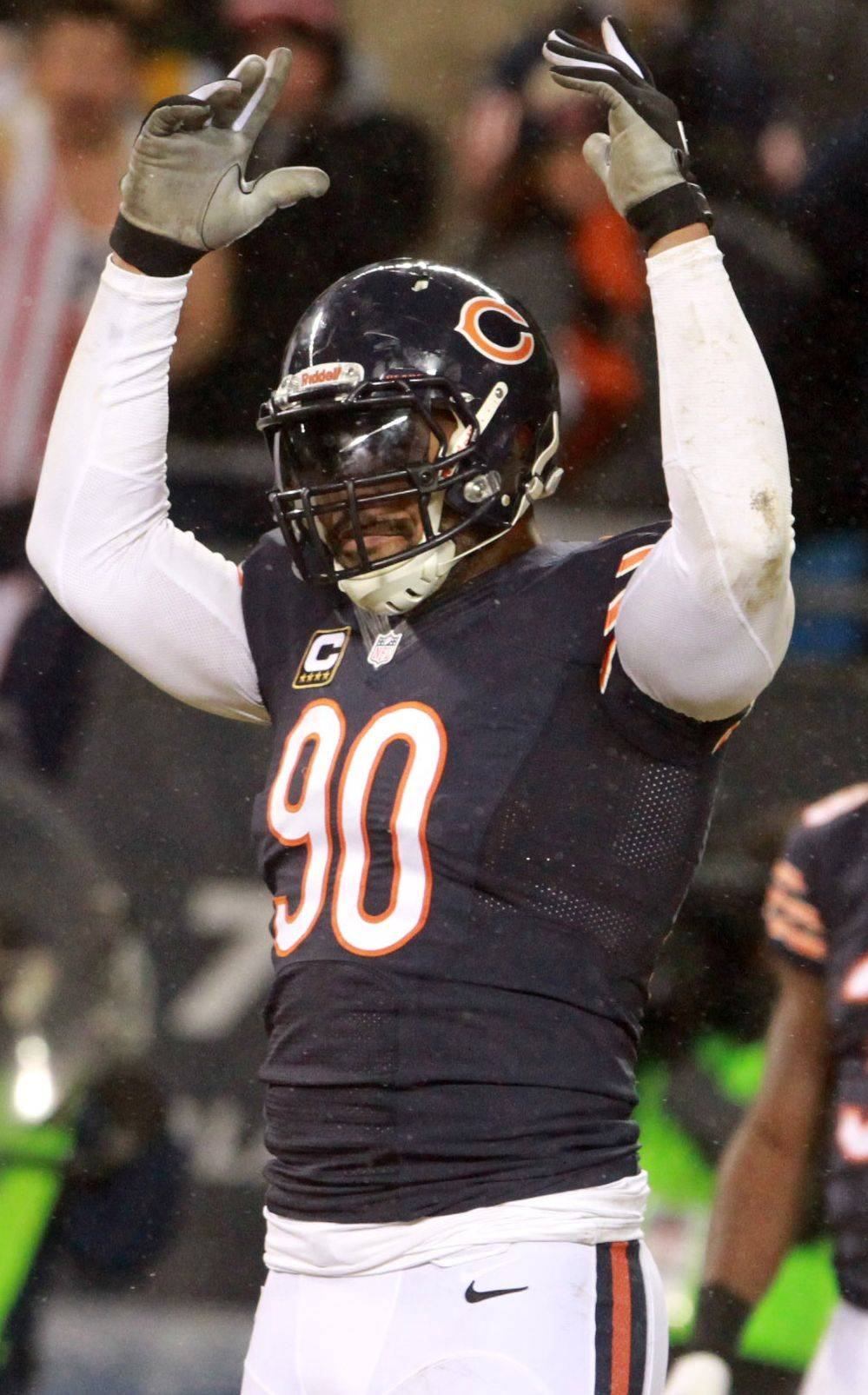 Bears' Emery must fix defense