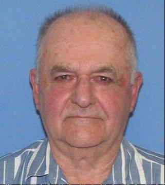 Rod Vondracek, 80, was reported missing from his Streamwood home on Wednesday morning.