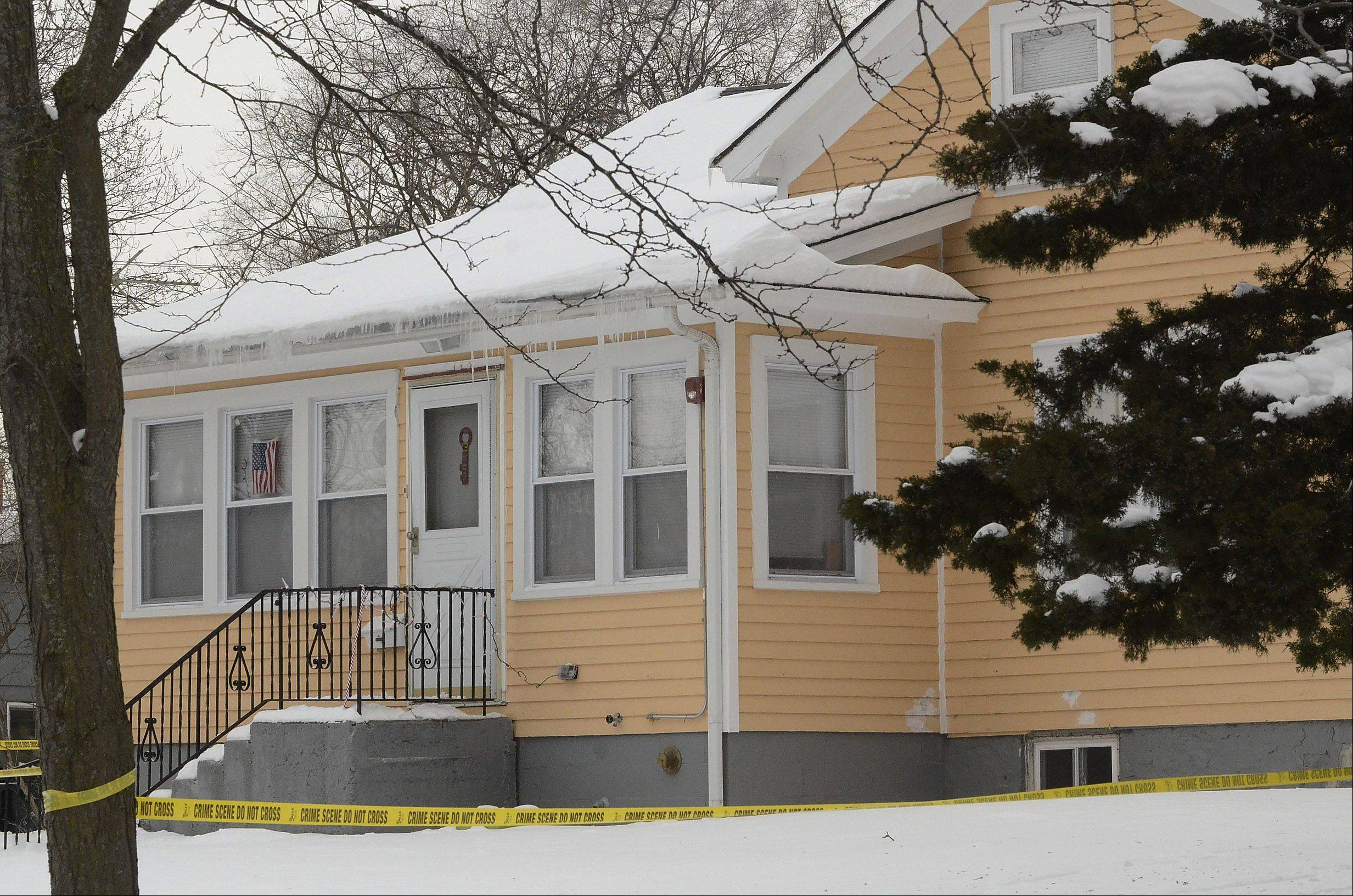 Barrington police and the Cook County Major Case Assistance Team are investigating the death of an 7-month-old child Wednesday at a home on the 100 block of South Hager Avenue in Barrington.