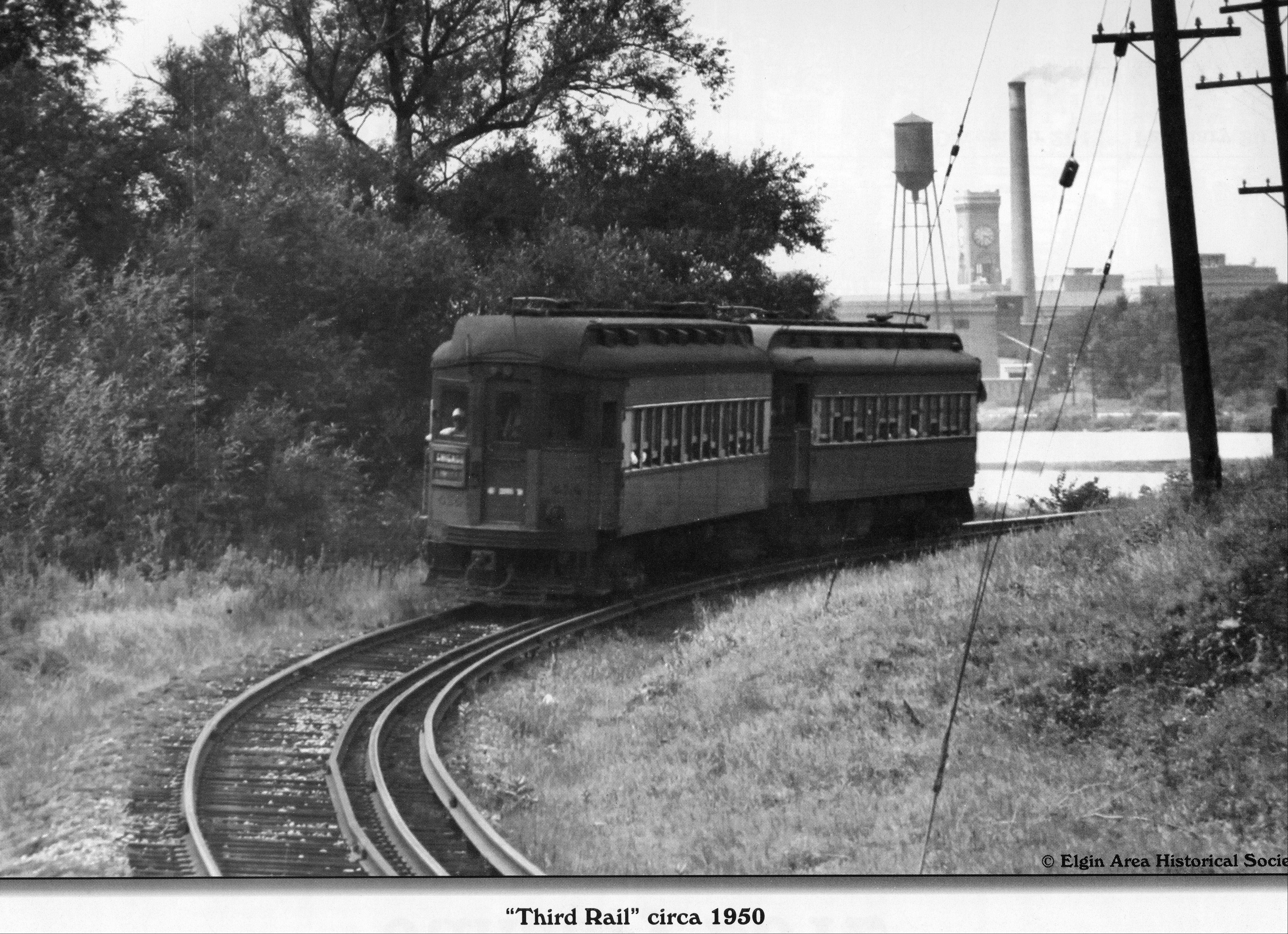 Service was interrupted in 1957 on the Chicago, Aurora and Elgin interurban railway. Do you know why? Take this quiz and find out.