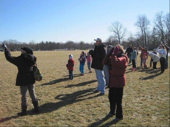 Citizens for Conservation and Prairie Woods Audubon Society will present the Great Backyard Bird Count from 1-3 p.m. Saturday, Feb. 15, at Citizens Park, 511 Lake Zurich Road, Barrington. Registration is due by Feb. 8.