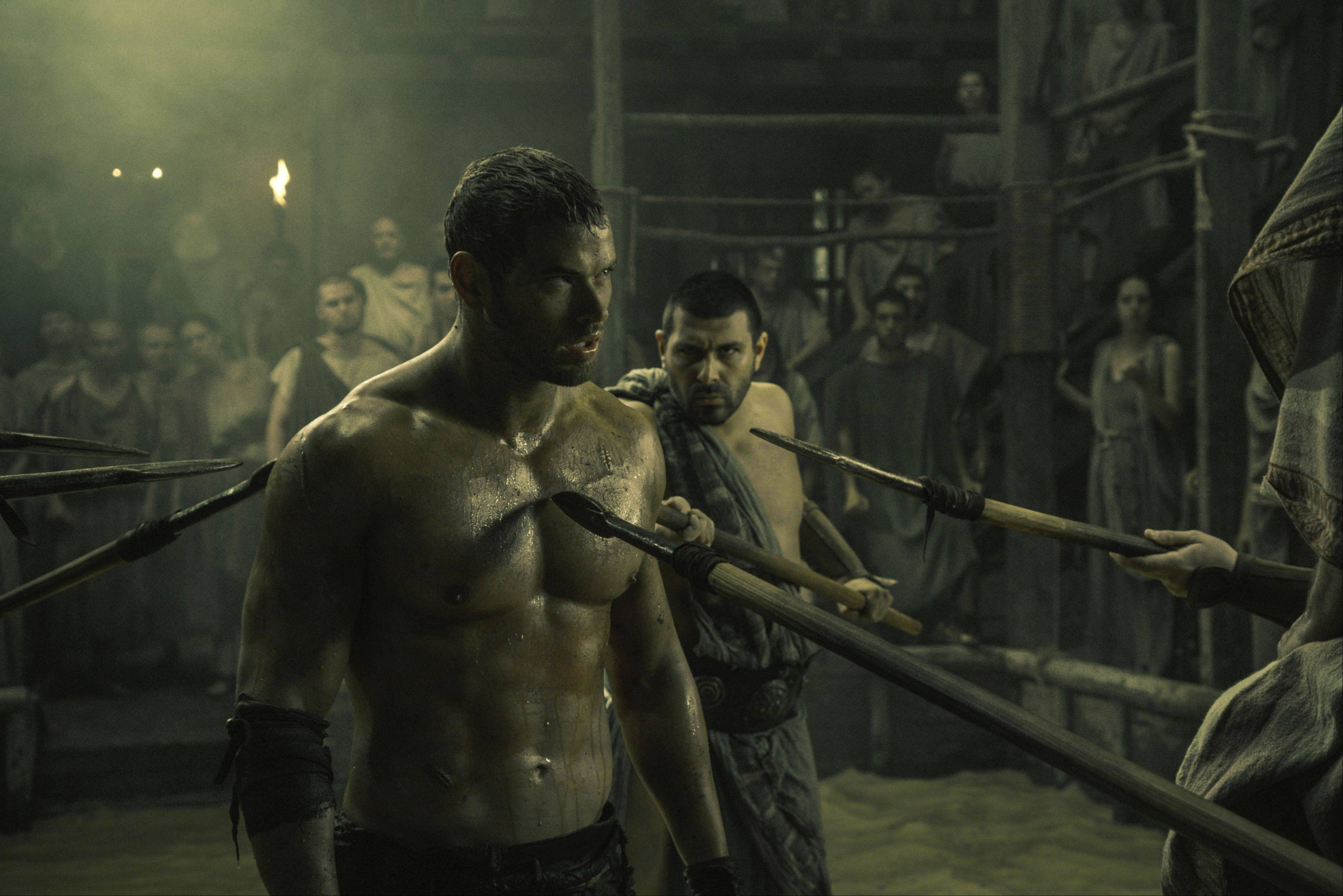 "Hercules (Kellan Lutz) runs into trouble in the already-troubled ""The Legend of Hercules."""