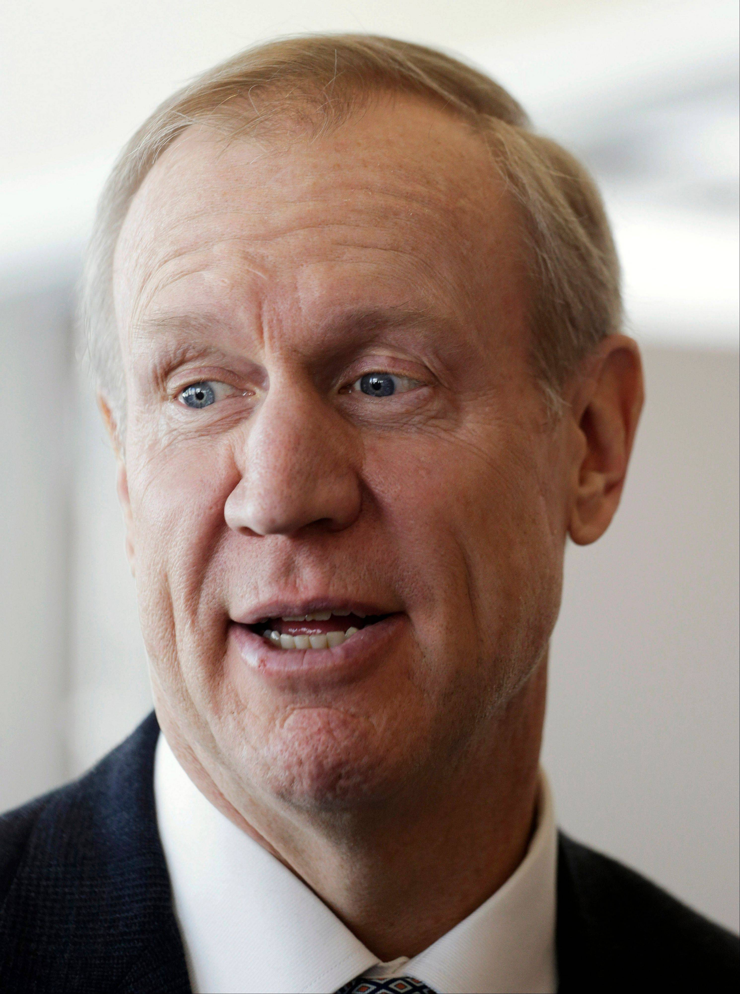 GOP candidate Rauner flips stance on minimum wage