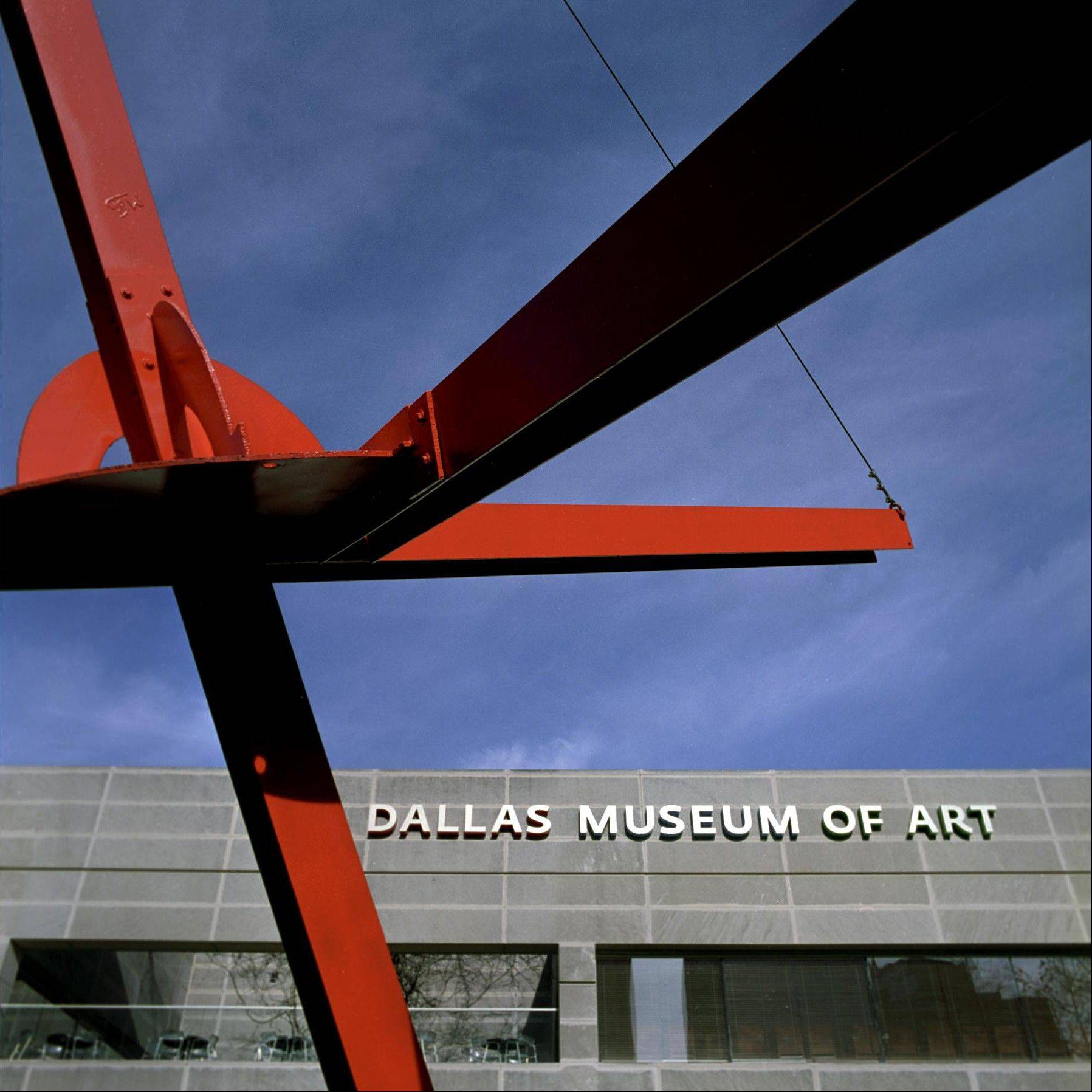 The Dallas Museum of Art offers free admission.