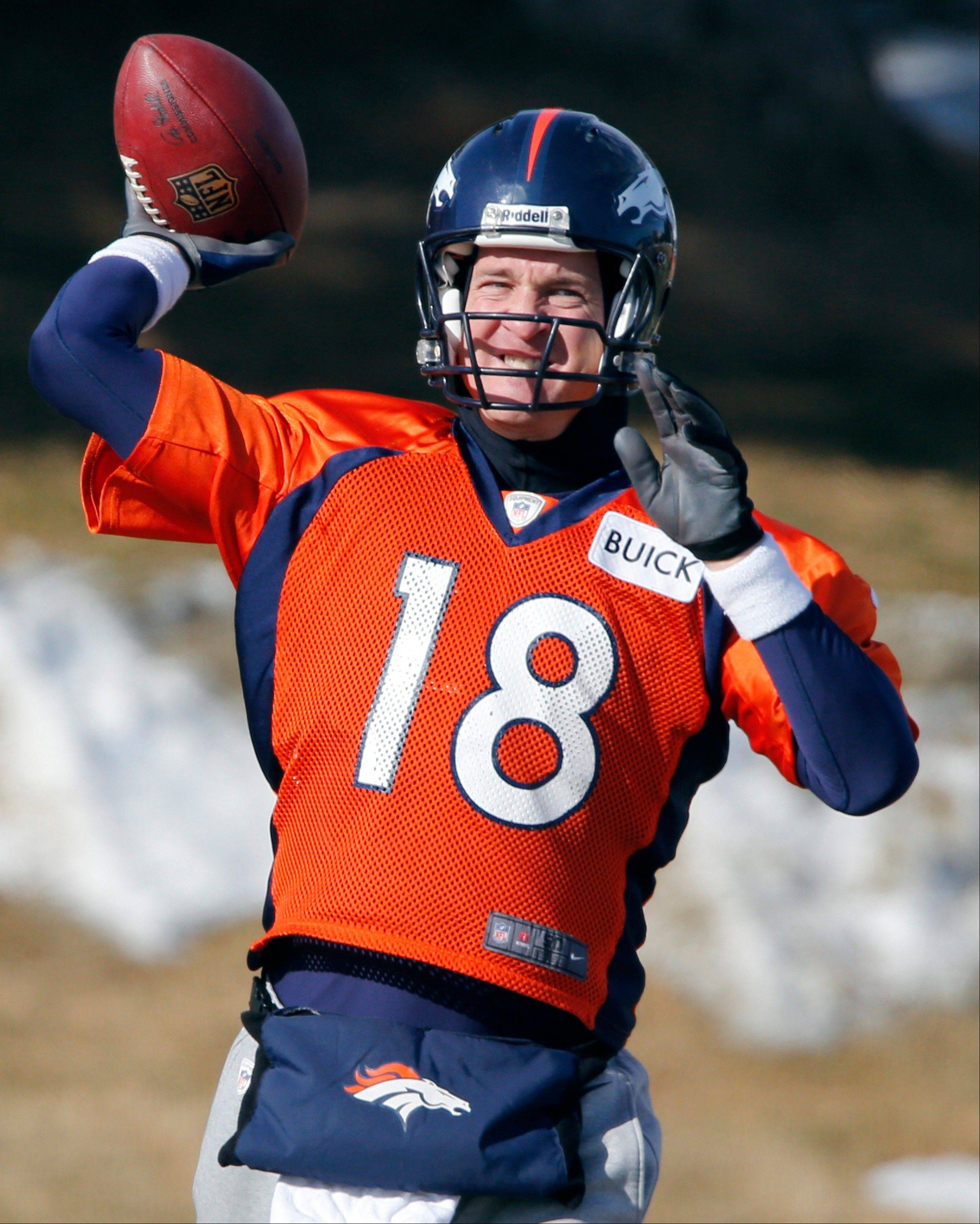 Taking some time off the play clock would give Peyton Manning less time to audible and drive some NFL fans crazy with his histrionics.