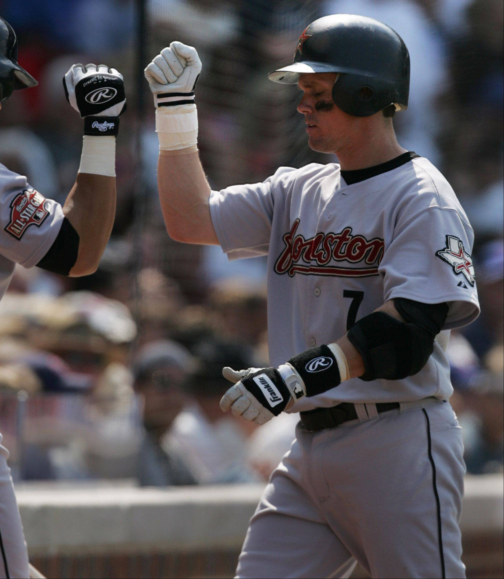 Former Houston Astros player Craig Biggio fell two votes short of getting into the National Baseball Hall of Fame.