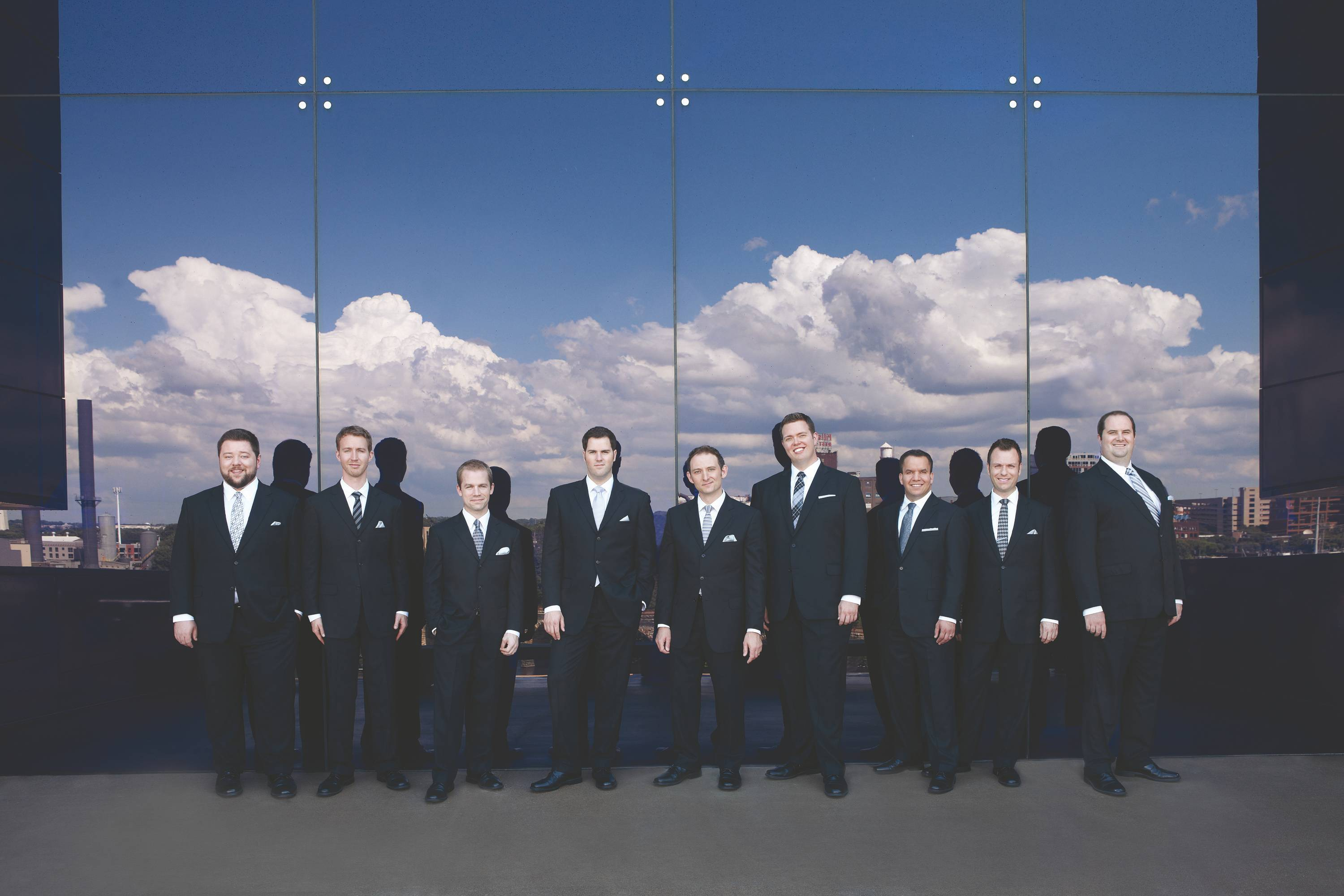 Cantus, a premiere men's vocal ensemble from the Twin Cities, will sing at CLC on Jan. 26.