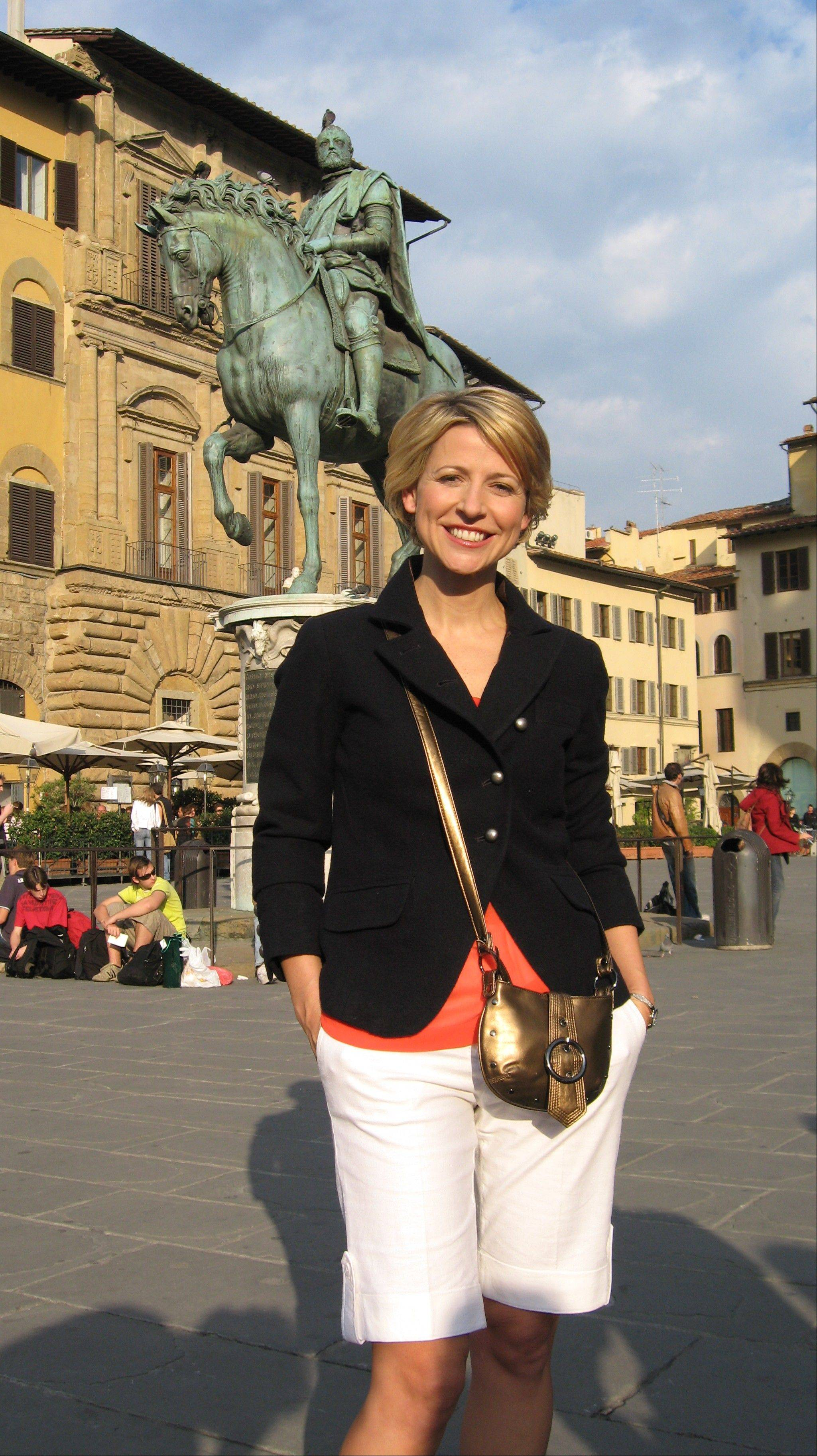 Samantha Brown of television's Travel Channel will be on hand at The Travel and Adventure Show at the Donald E. Stephens Convention Center in Rosemont.