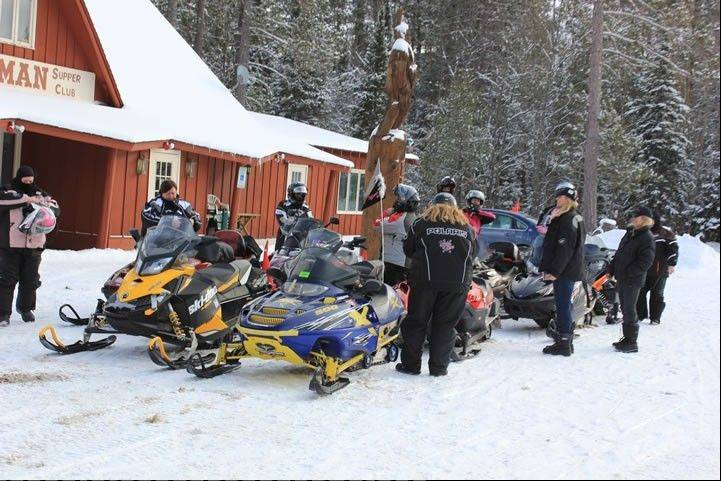 The 28th annual Women on Snow weekend in Eagle River, Wis., includes opportunities for women of all ages and riding abilities to snowmobile northern Wisconsin's beautiful trails.