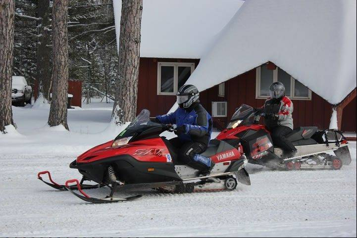 The 28th annual Women on Snow weekend in Eagle River, Wisconsin, includes opportunities for women of all ages and riding abilities to snowmobile northern Wisconsin's beautiful trails. The hosting lodge is Eagle Waters Resort in Eagle River.