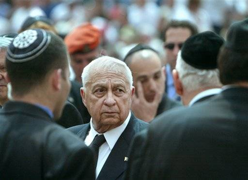 Israeli Prime Minster Ariel Sharon died Saturday, Jan. 11, 2014. He was 85.