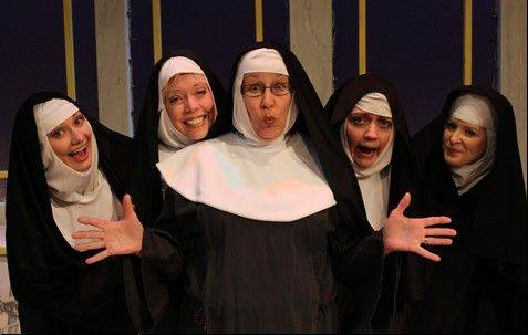"Fox Valley Repertory begins previews of its production of ""Nunsense"" on Thursday, Jan. 16, at the Pheasant Run Resort Mainstage in St. Charles."