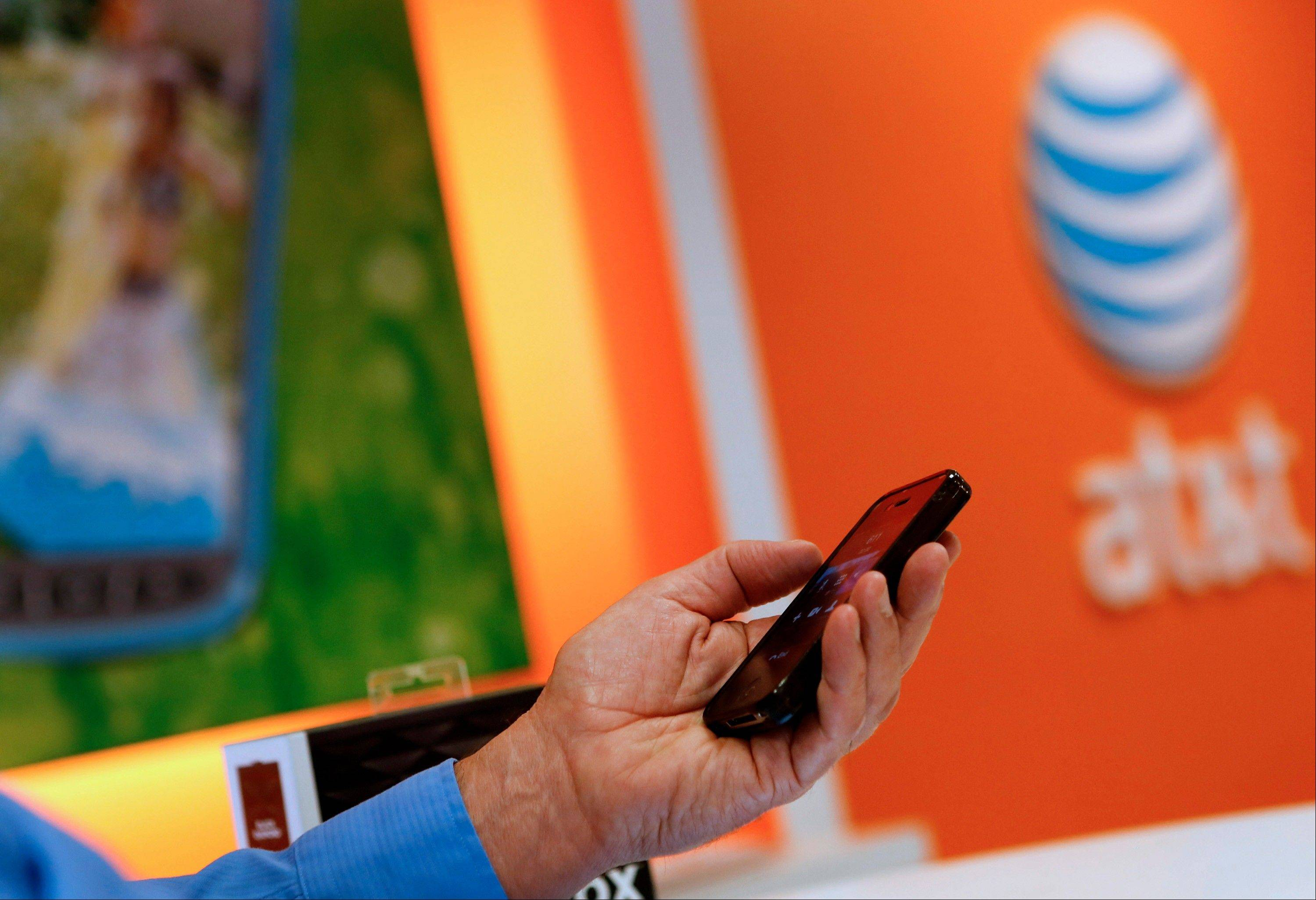 AT&T is the first major cellphone company to create a comprehensive service for sponsored wireless access in the U.S. The move is likely to face considerable opposition from public-interest groups that fear the service could discourage consumers from exploring new sites that can't afford to pay communications carriers for traffic.