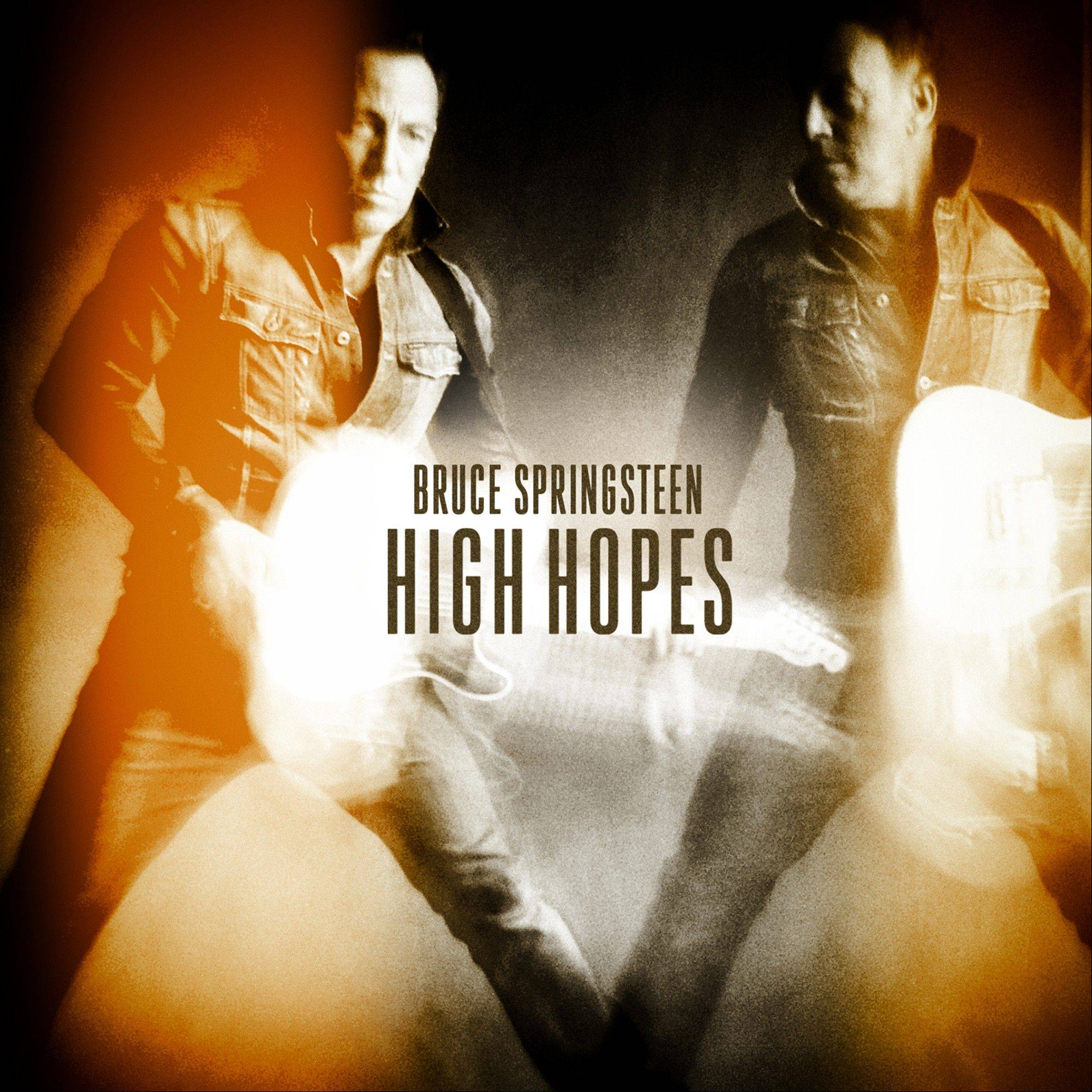 "Bruce Springsteen's ""High Hopes"" album features a collection of covers and leftovers from the last decade."