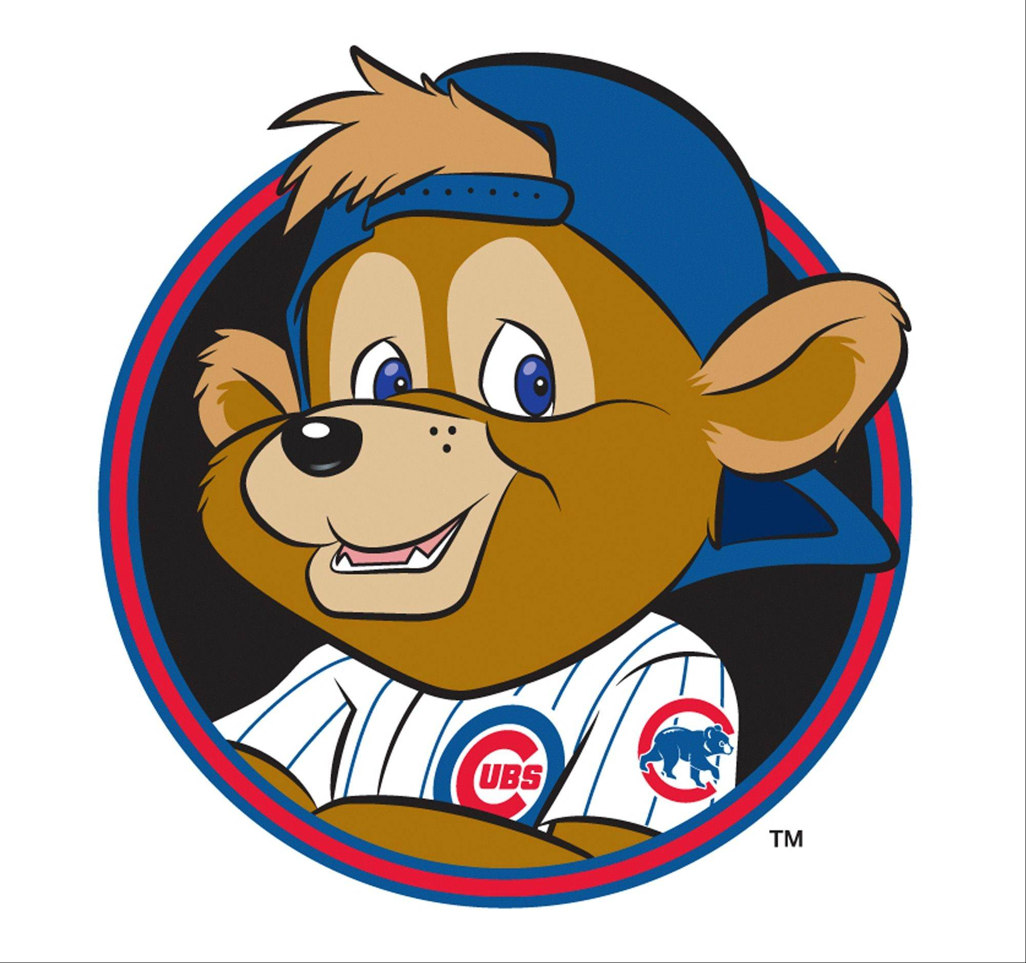 This artist's rendering provided Monday, Jan. 13, 2014, by the Chicago Cubs shows Clark, a new mascot being introduced on Monday for the first time in team history. The team will officially introduce Clark during a visit with children at Advocate Illinois Masonic Medical Center's Pediatric Developmental Center in Chicago. The team plans on having Clark greet fans at Wrigley Field before and during games.