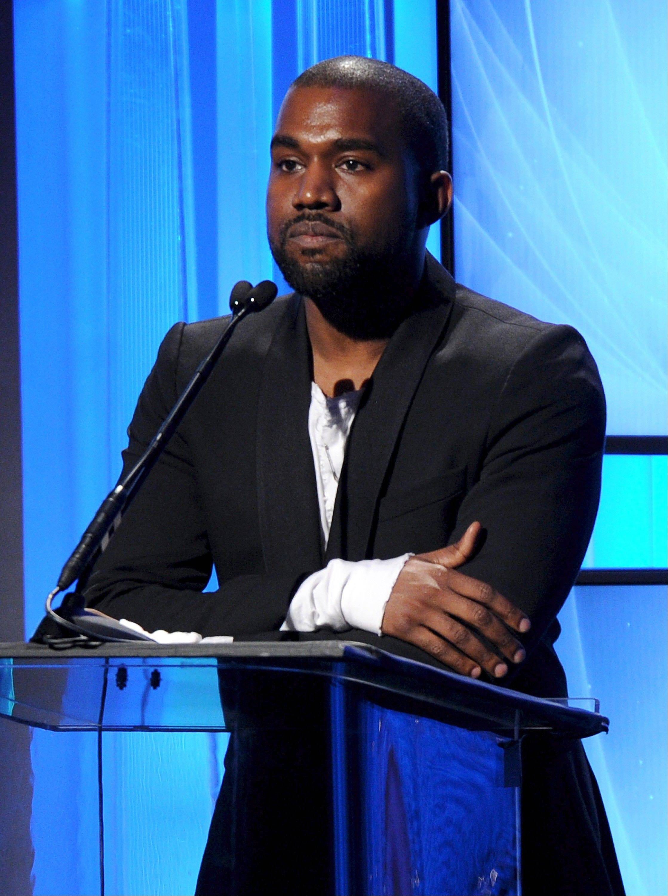 Beverly Hills police say they�re investigating Kanye West for misdemeanor battery after a man accused the rapper of attacking him.
