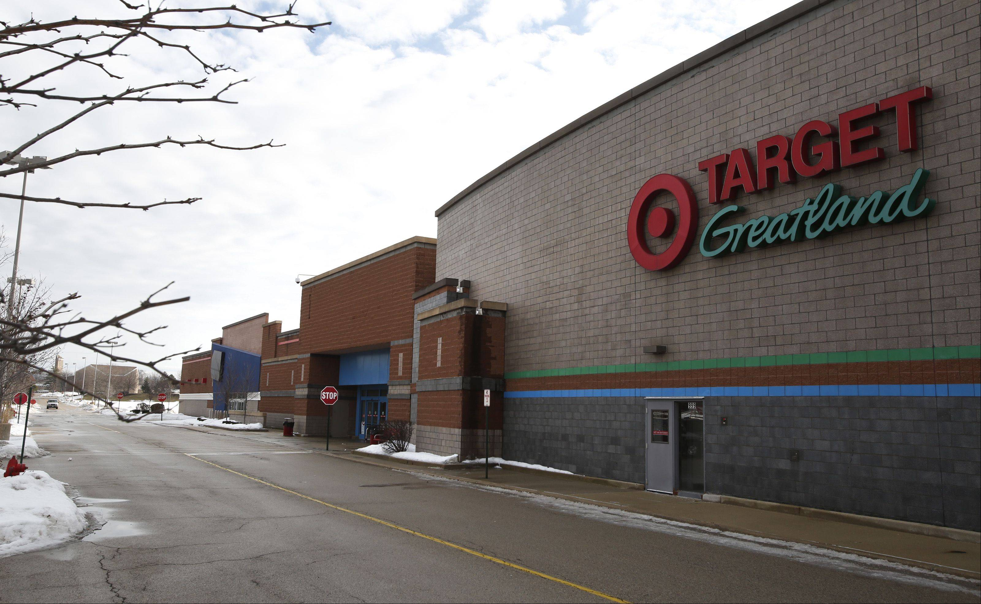 The Village of West Dundee has been hit hard with two of its largest tax generators leaving town. Best Buy, far left, closed in 2012. Target is slated to close in May.