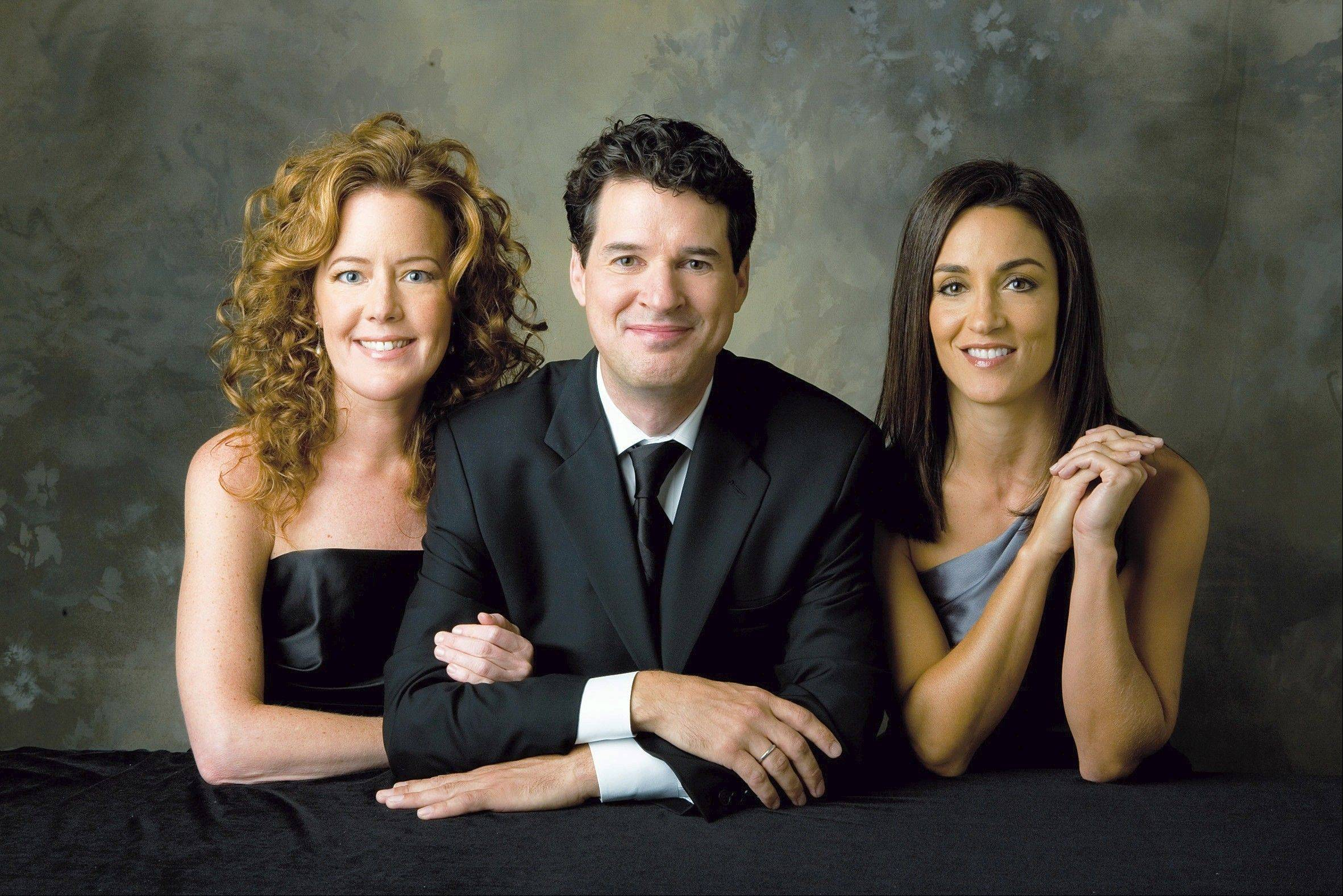 Experience the Grammy nominated Lincoln Trio performing at Merit School of Music, Jan. 19.