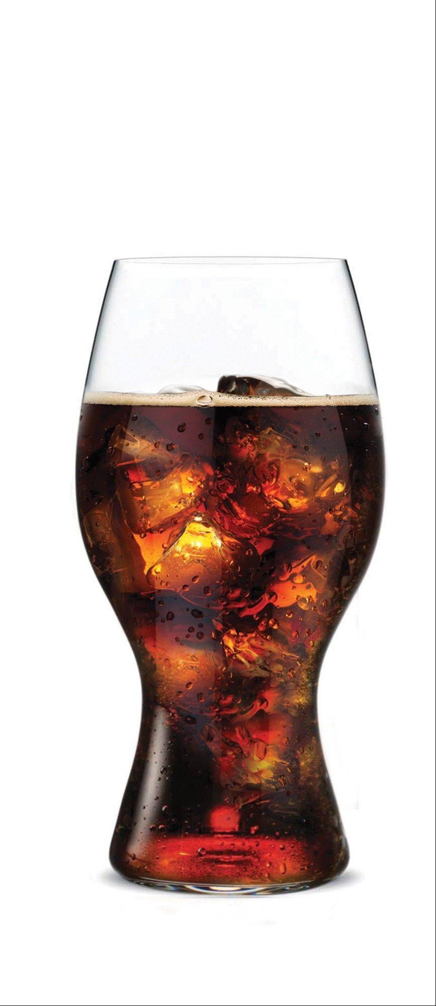 Glassware maker Riedel worked with Coca-Cola to develop a glass that accentuates the flavor and mouth feel of the iconic beverage.