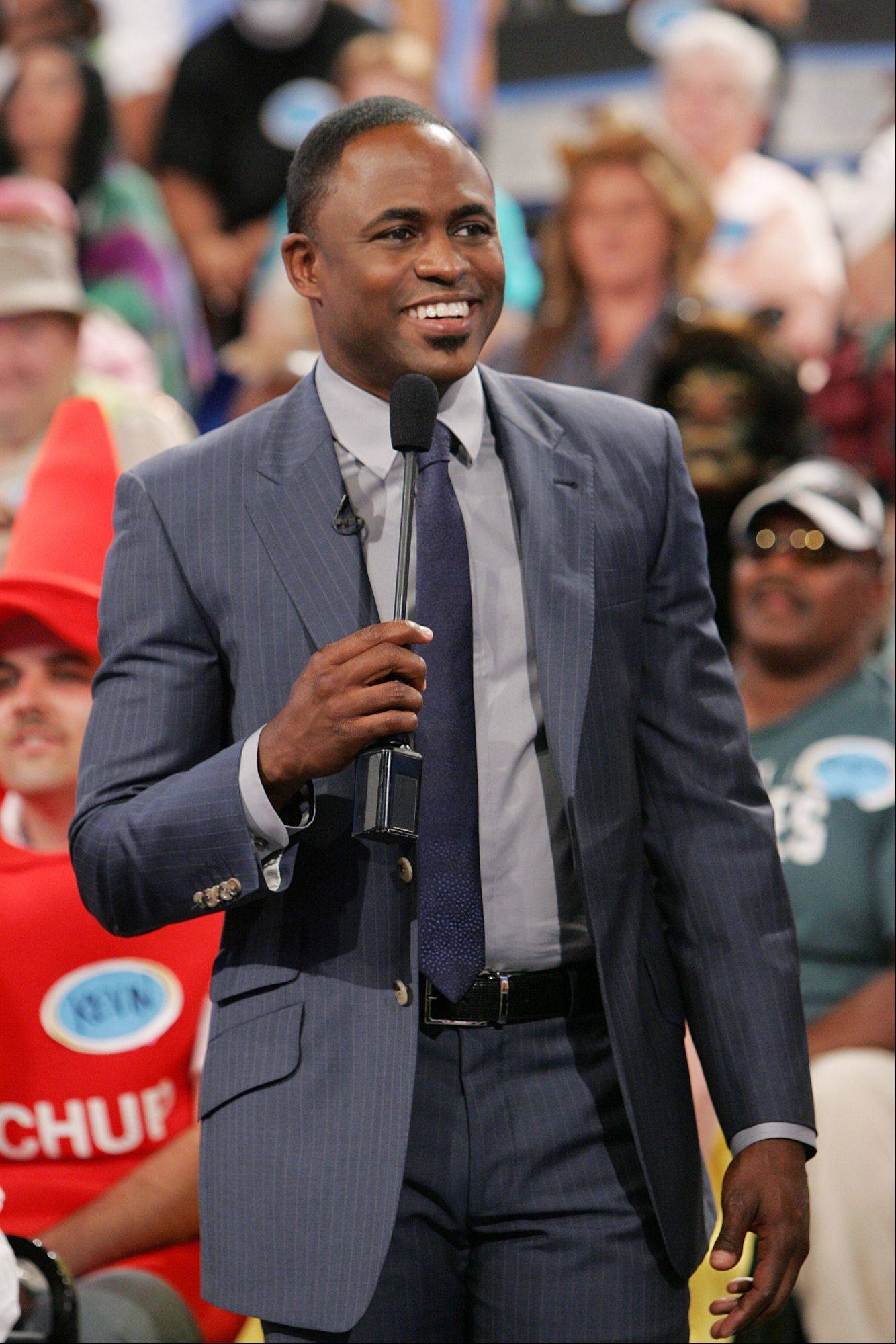 Comedian and TV host Wayne Brady will perform at the Chicago Theatre at 8 p.m. Friday, Feb. 28.