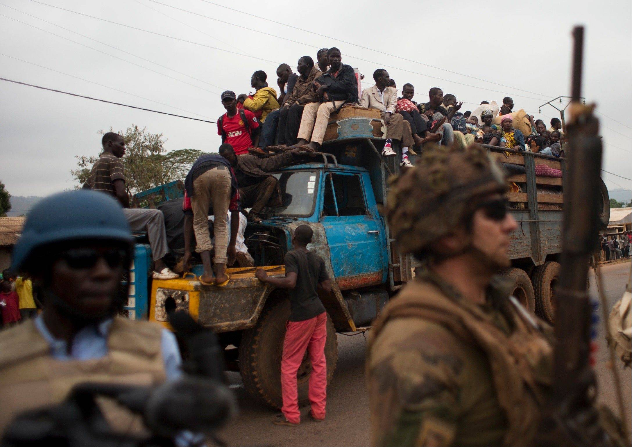 Central African Republic has long teetered on the brink of anarchy, but the new unrest unleashed by a March 2013 coup has ignited previously unseen sectarian hatred between Christians and Muslims. More than 1,000 people were killed in December alone and nearly 1 million displaced.