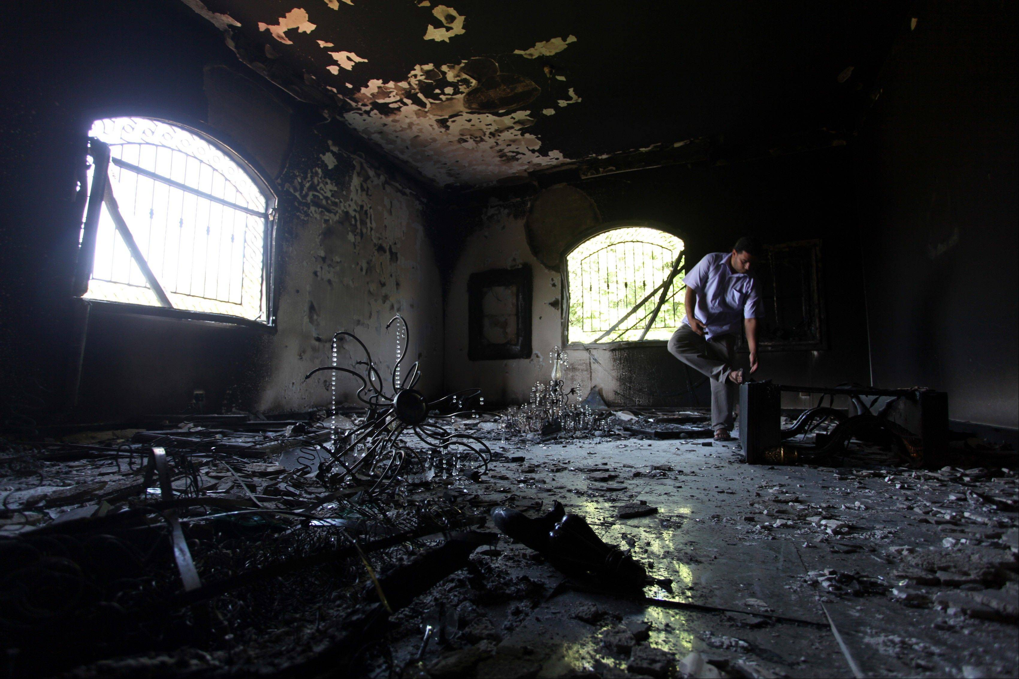 Intelligence Committee released a report on the deadly assault on the diplomatic compound in Benghazi, Libya, Wednesday, laying blame on the State Department, the late Ambassador Chris Stevens and the intelligence community for failing to communicate and heed warnings of terrorist activity.
